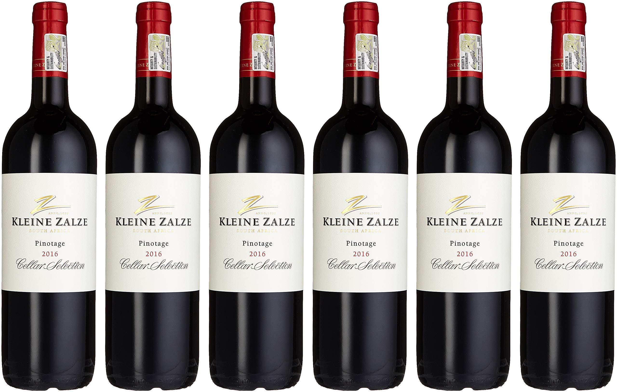 Kleine-Zalze-Cellar-Sellection-Pinotage-2011-trocken-6-x-075-l