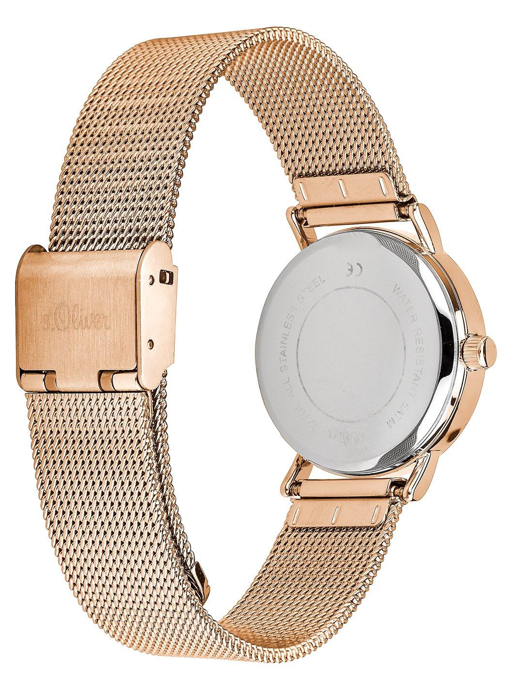 SOliver-Damen-Analog-Quarz-Armbanduhr-SO-3272-MQ
