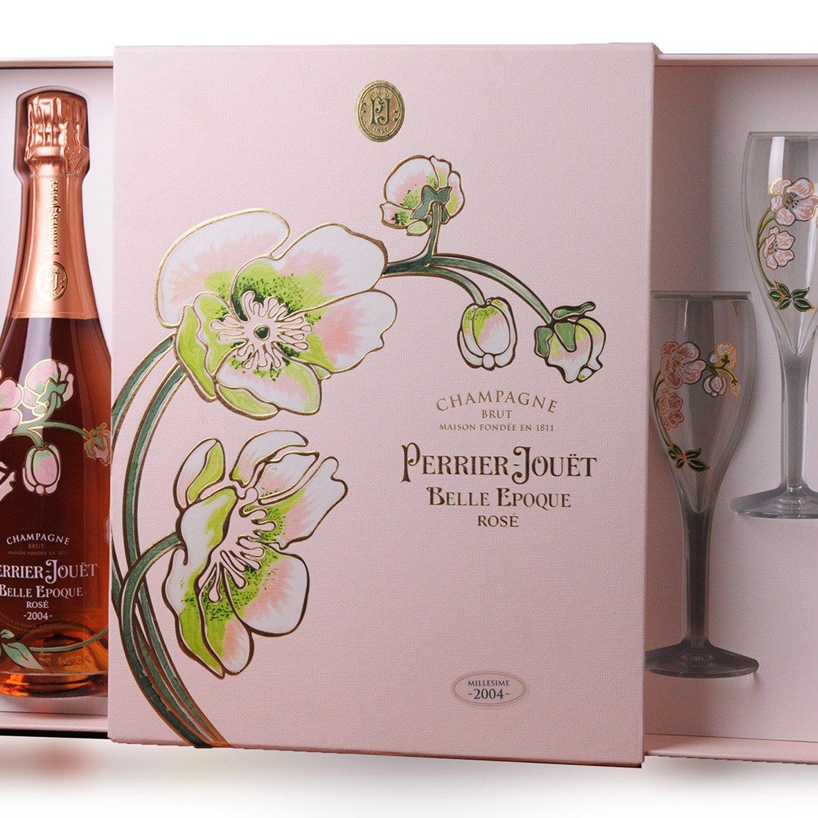 Perrier-Jout-Belle-Epoque-2004-Ros-75cl-Coffret-2-flutes