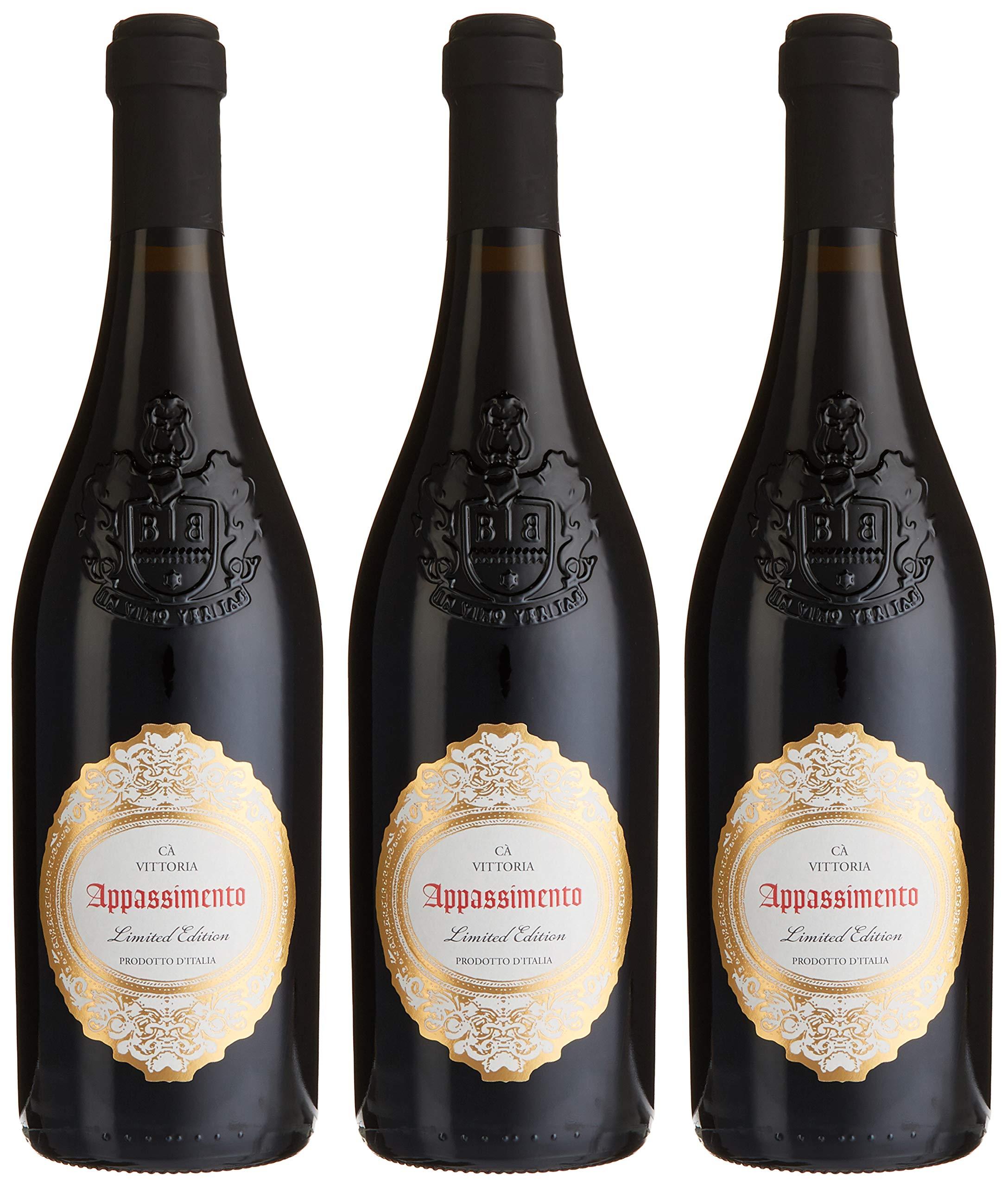 C-Vittoria-Appassimento-Gold-Negroamaro-20152016-Trocken-3-x-075-l