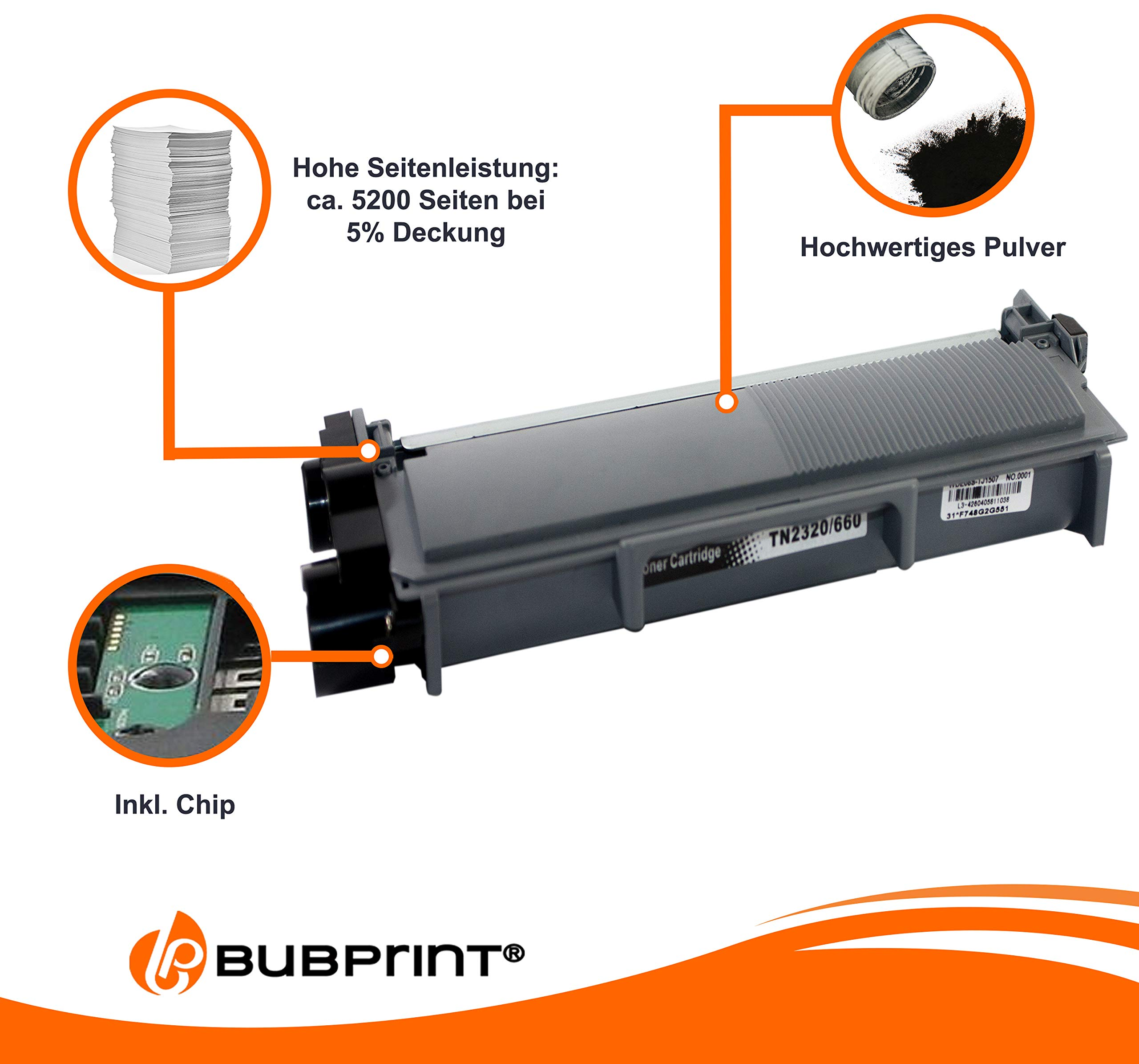 Bubprint-Toner-kompatibel-fr-Brother-TN-2320-XXL-TN-2310-fr-DCP-L2520DW-HL-L2300D-HL-L2340DW-HL-L2360DW-HL-L2380DW-MFC-L2700DW-MFC-L2740DW-Schwarz