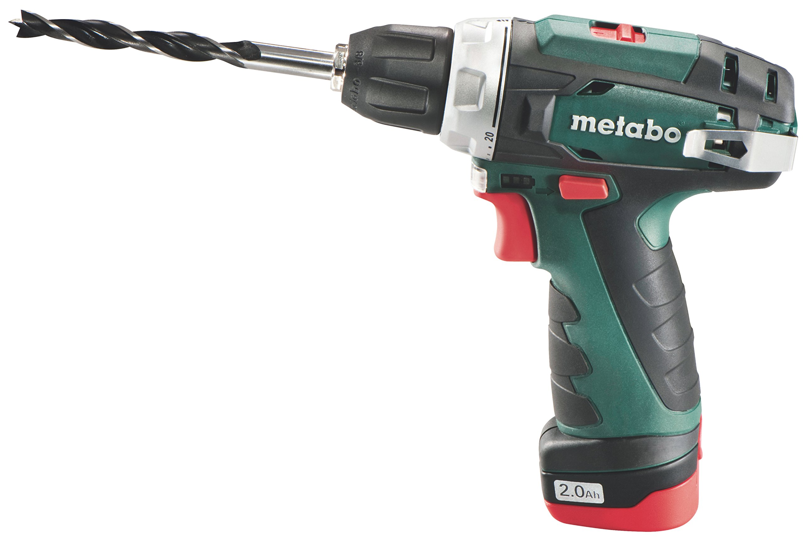 Metabo-600080500-PowerMaxx-BS-Basic-Akku-Bohrschrauber-108-V-Schwarz