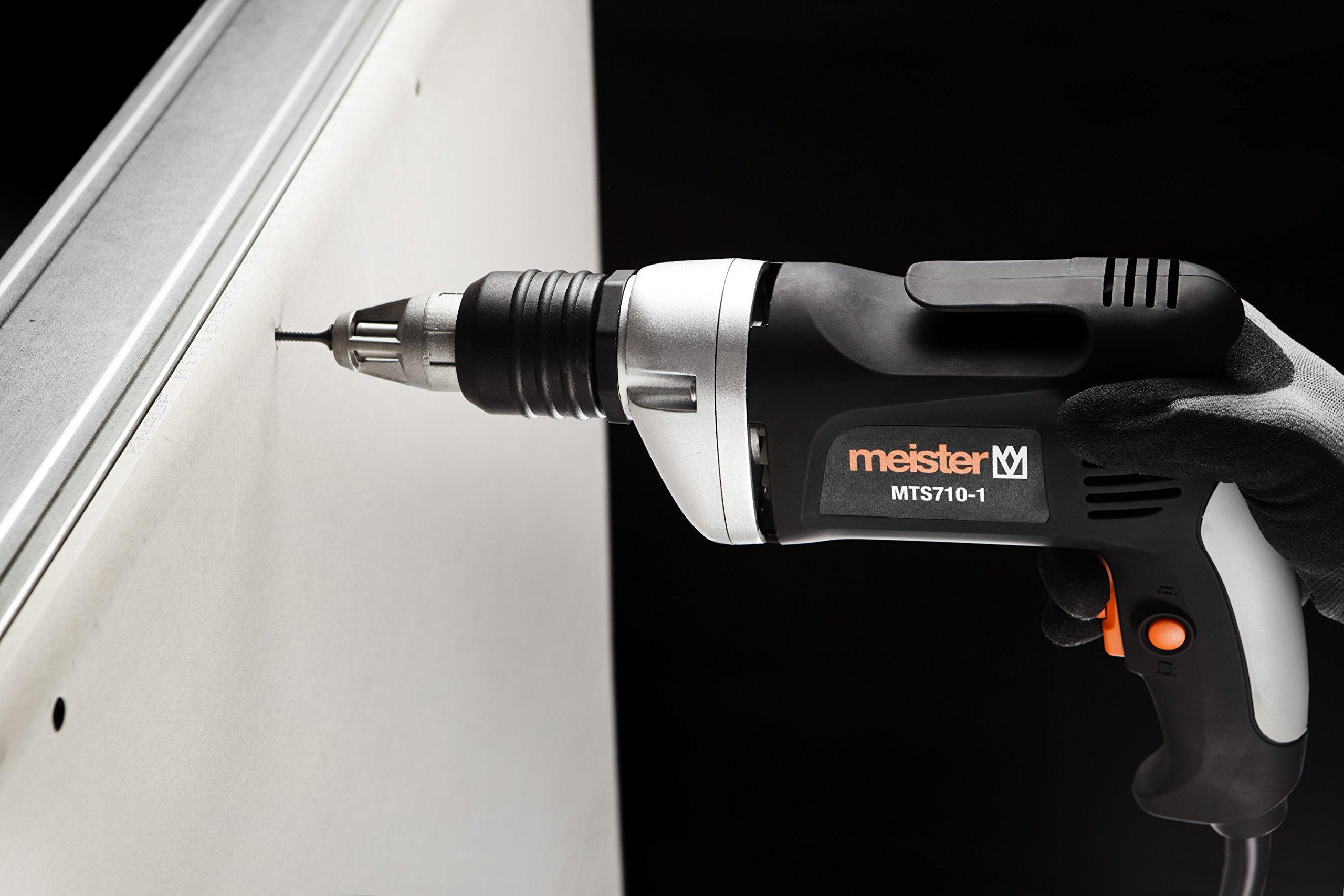 Meister-5451520-Trockenbauschrauber-710-W-MTS710-1