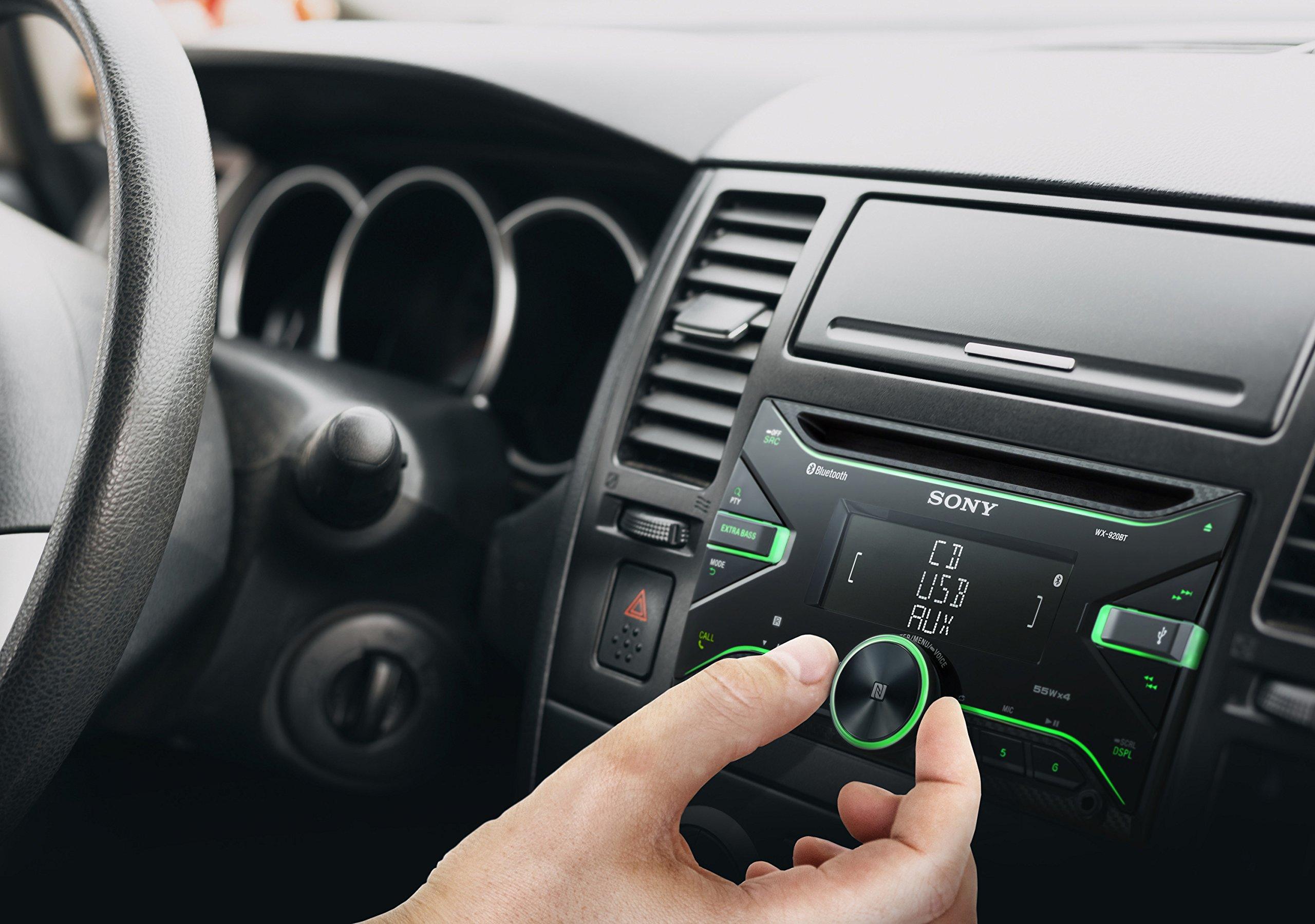 Sony-WX-800UI-2-Din-CD-Autoradio-USB-und-Aux-Anschluss-Apple-iPodiPhone-Control-Funktion-fr-RadioMP3WMAFLAC-Schwarz