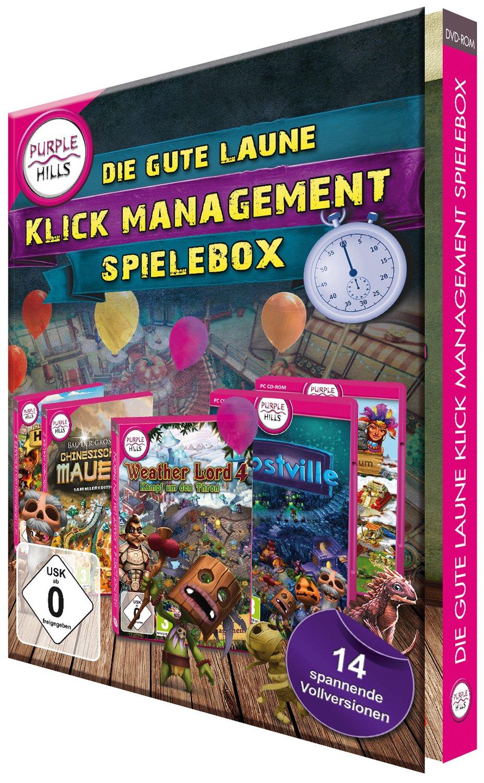 Klick Management Spiele