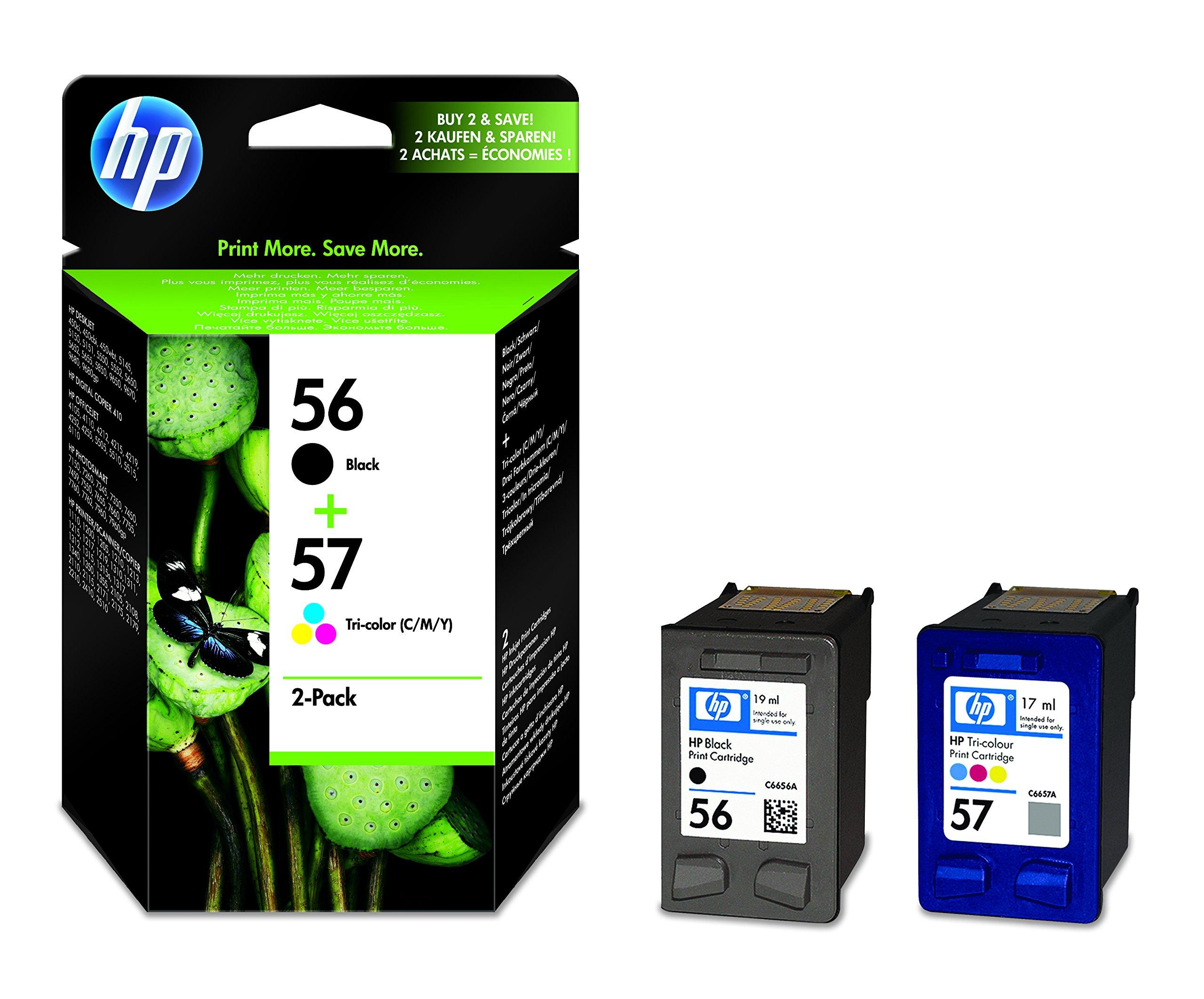 HP-57-Original-Tintenpatrone