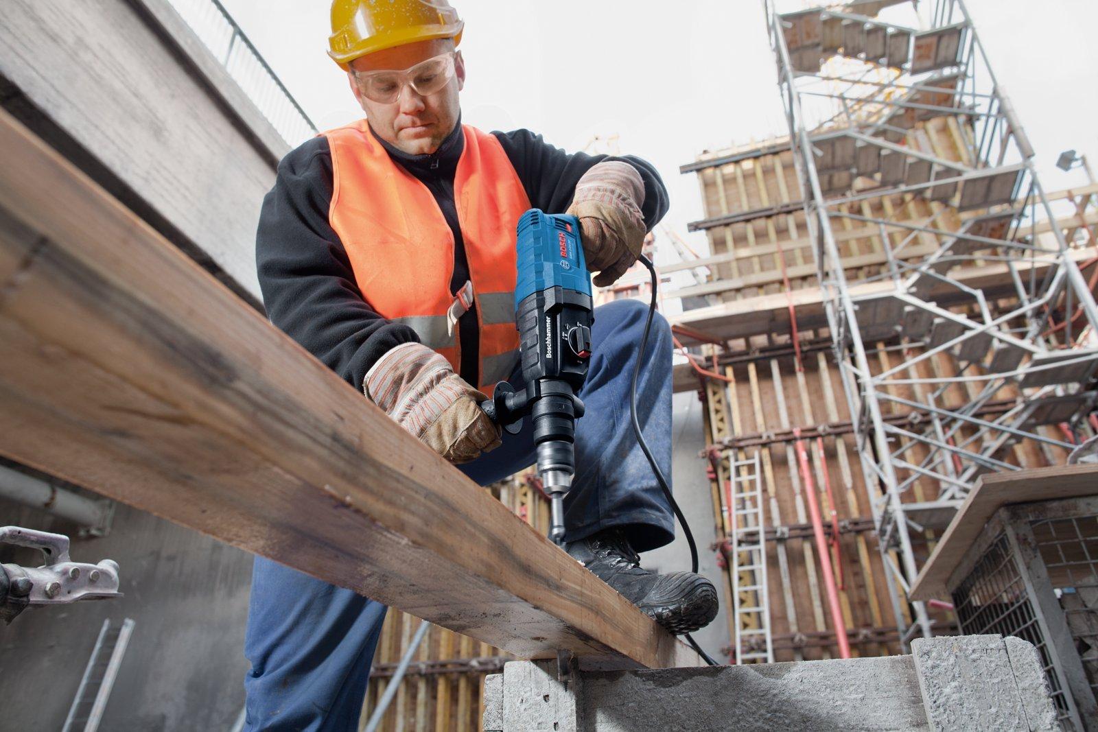 Bosch-Professional-Bohrhammer-mit-SDS-plus