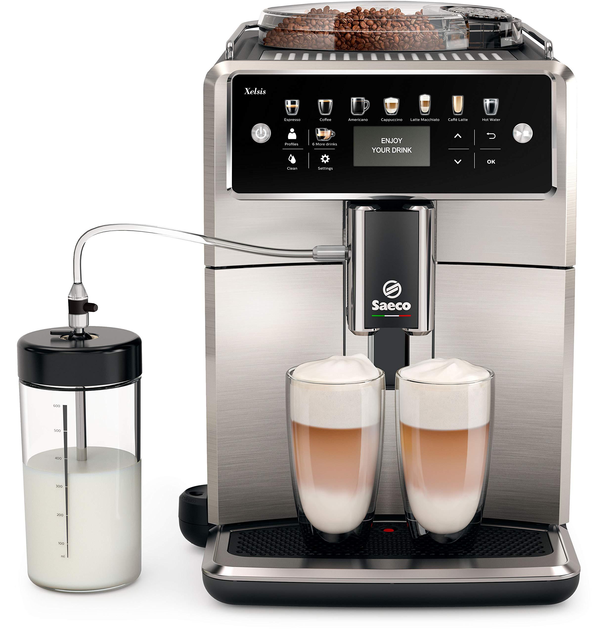 Philips-SM758300-Kaffeevollautomat-Edelstahl