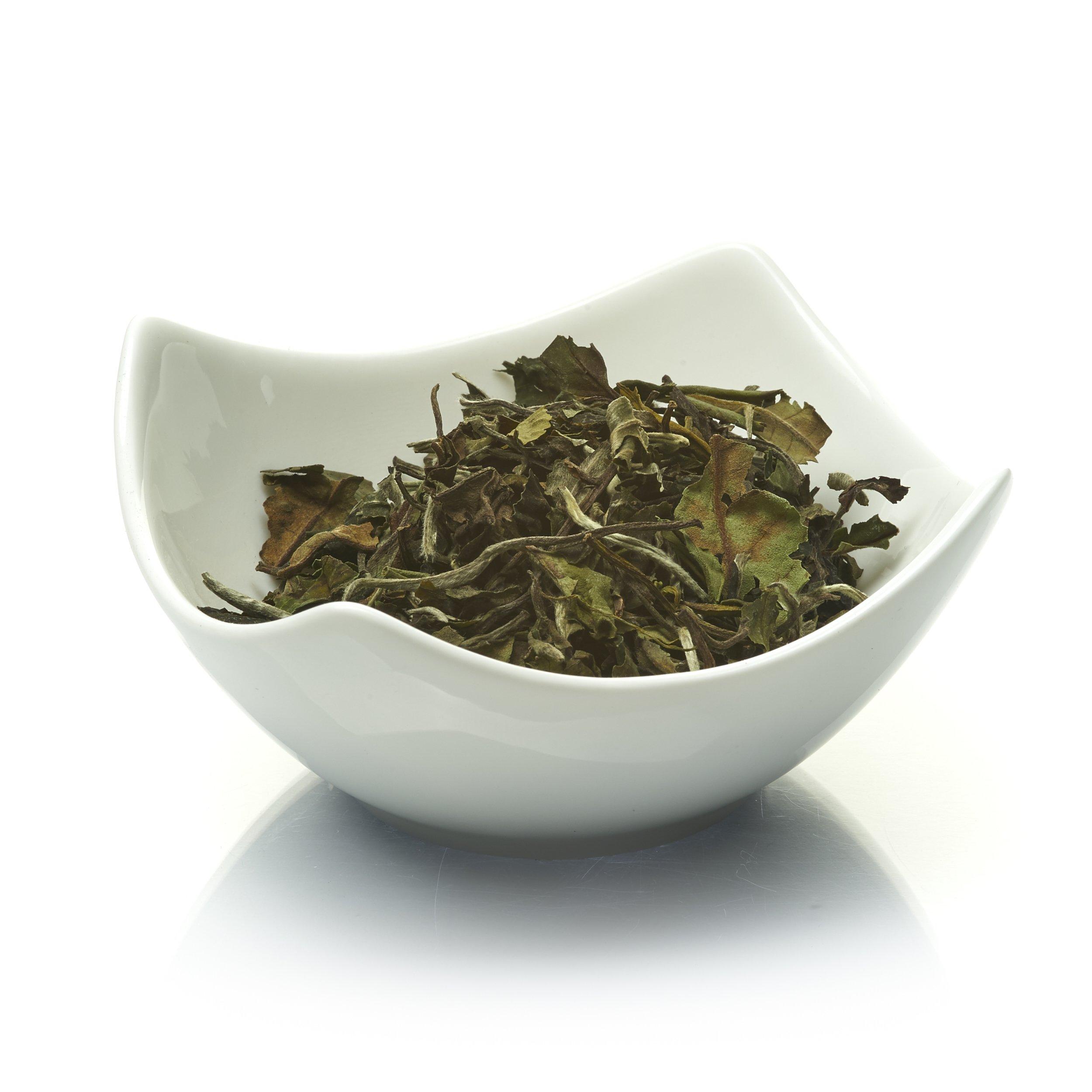 Weier-Tee-China-Pai-Mu-Tan-STD-6901-100g-Weie-Pfingstrose-unbehandelt-weich-blumig-terranea