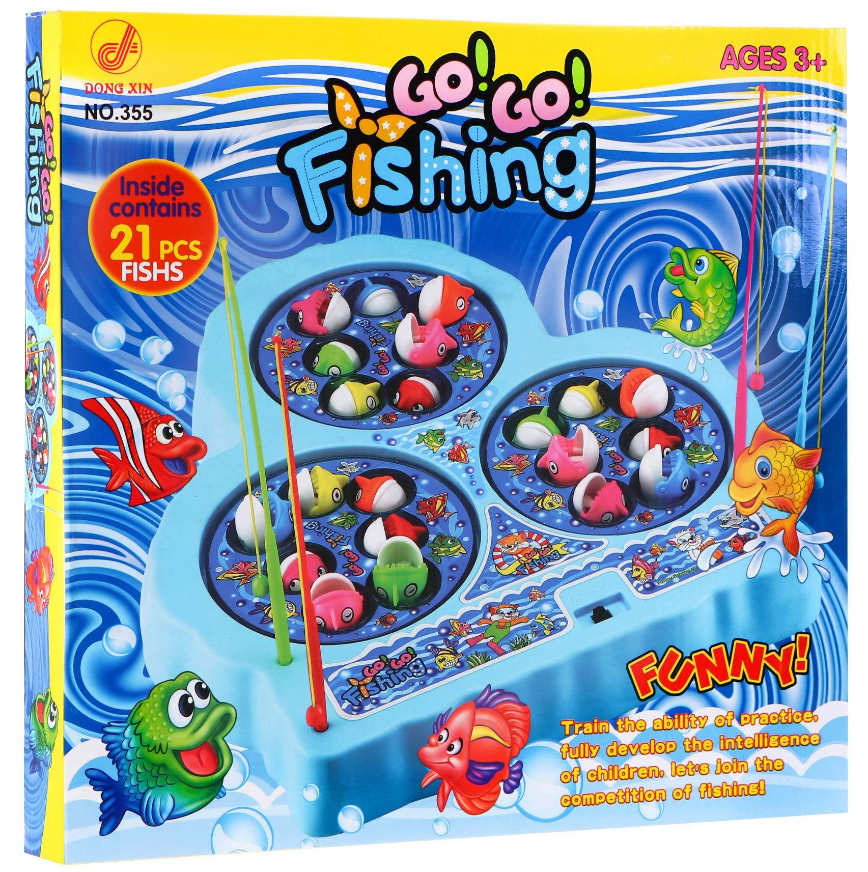 Geschicklichkeitsspiel-Angeln-Go-Go-Fishing-XXL-Entwicklungsfrderndes-Angelspiel-hoher-Spafaktor-wie-Kroko-Doc