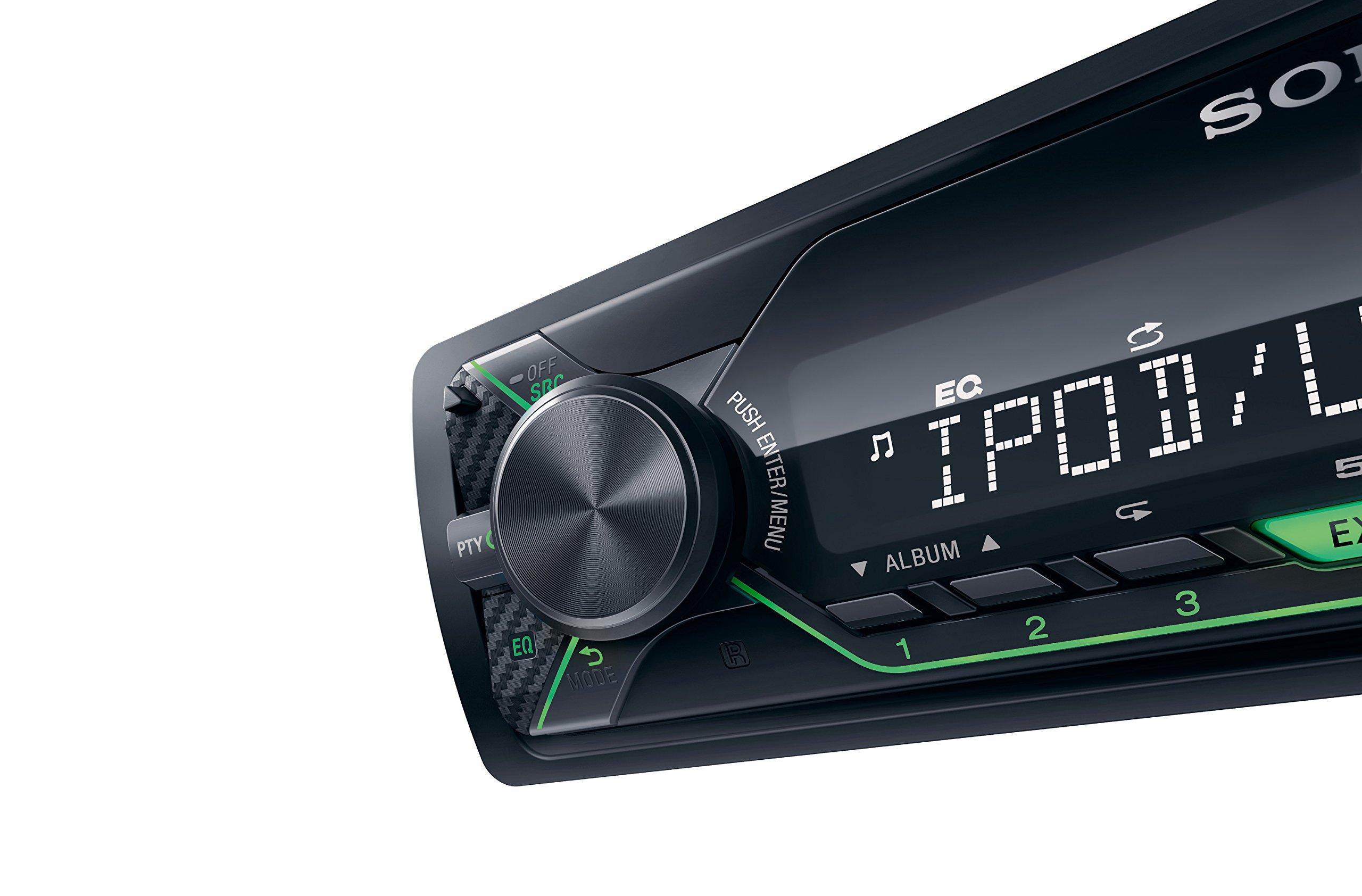 Sony-MP3-Autoradio
