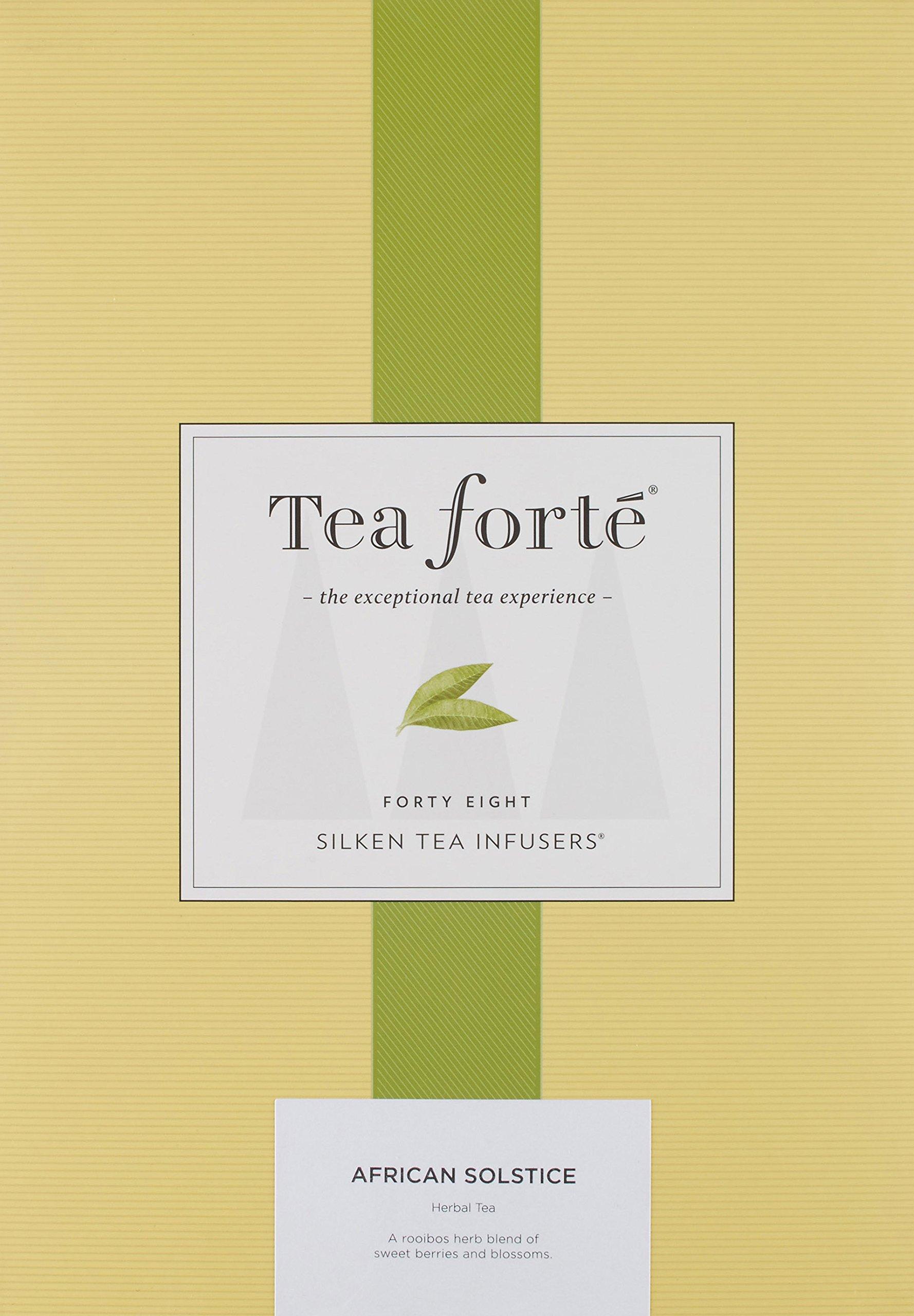 Tea-fort-African-Solstice-Event-Box-mit-48-Tee-Pyramiden-Rooibostee-1er-Pack-1-x-144-g