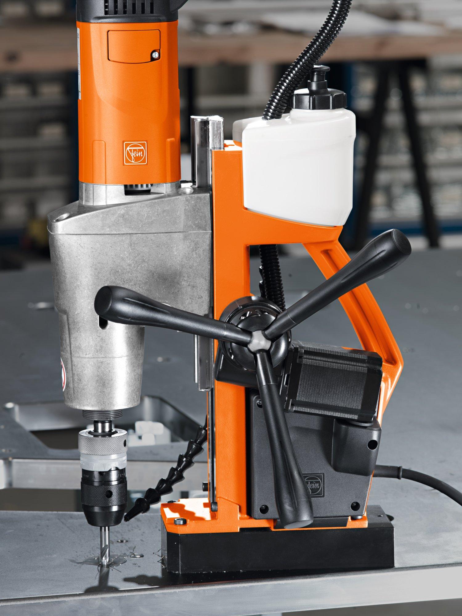 Fein-Magnet-Kernbohrmaschine-KBM-50-auto-bis-50-mm-1200-W-240-V