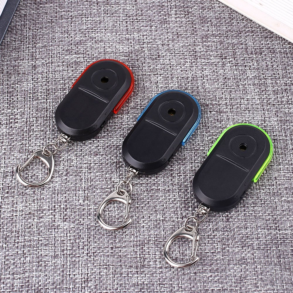 Cewaal-Hanbaili-Drahtloser-Smart-Key-Finder-Locator-Alarmschlssel-Tracker-mit-LED