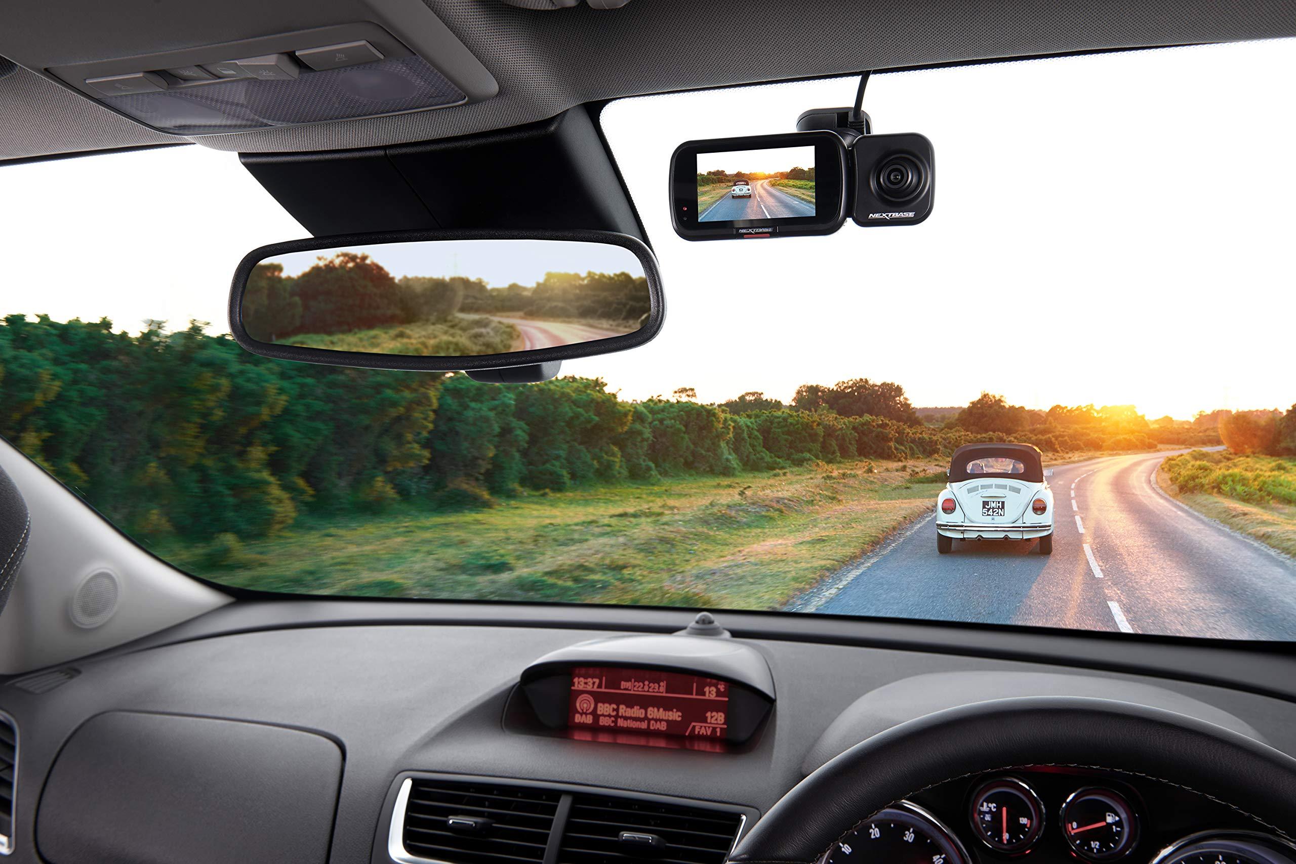 Nextbase-Dash-Cam-Rear-Facing-Camera-Zoom-322422522622-Rear-View