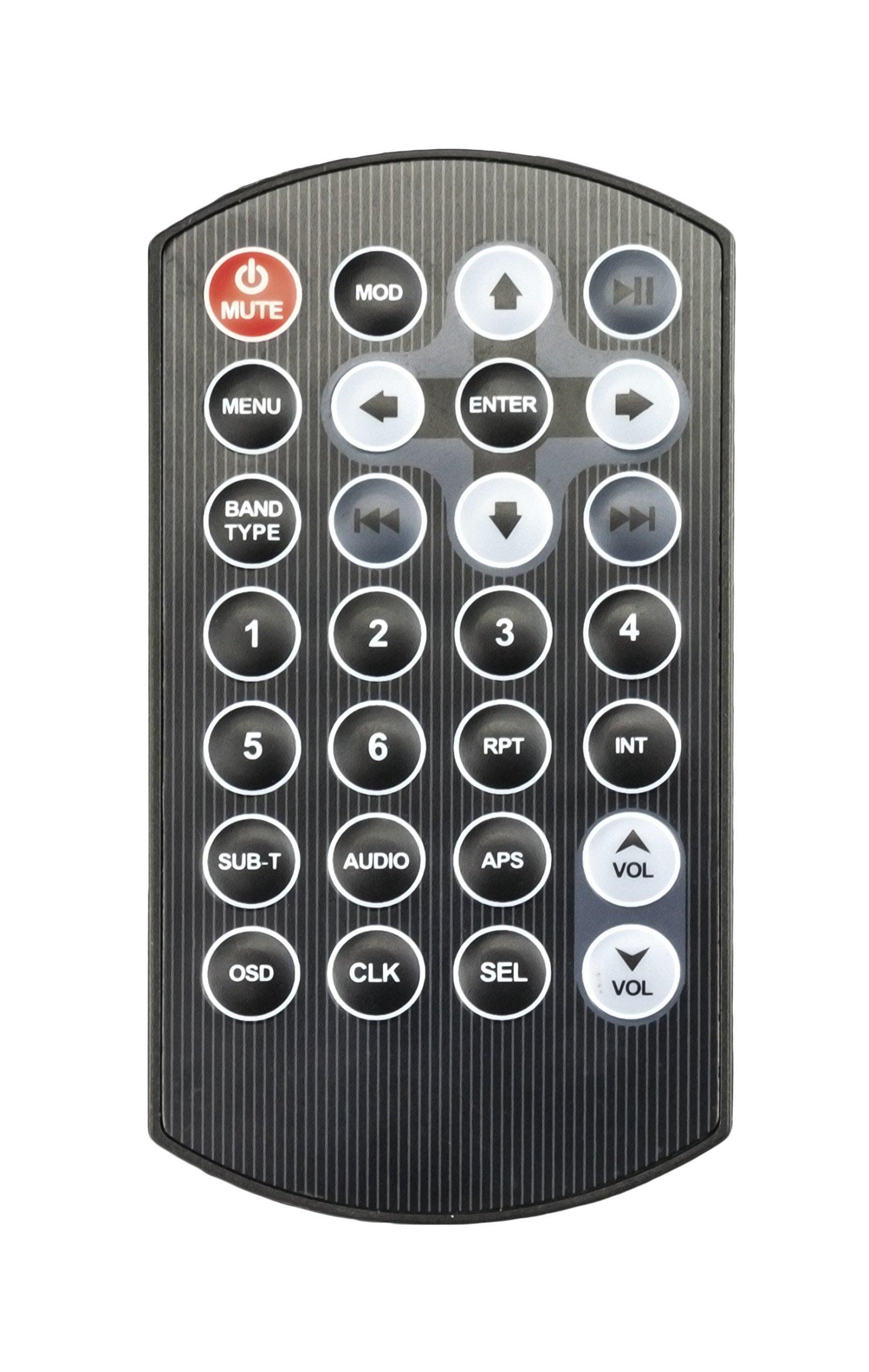 Caliber-RMD579DAB-BT-1DIN-Moniceiver-Touchpanel-1778-cm-7-Zoll-Schwarz
