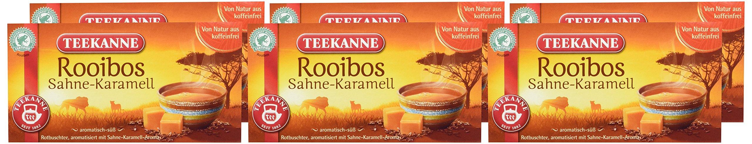 Teekanne-Rooibos-Sahne-Karamell-6er-Pack-6-x-35-g