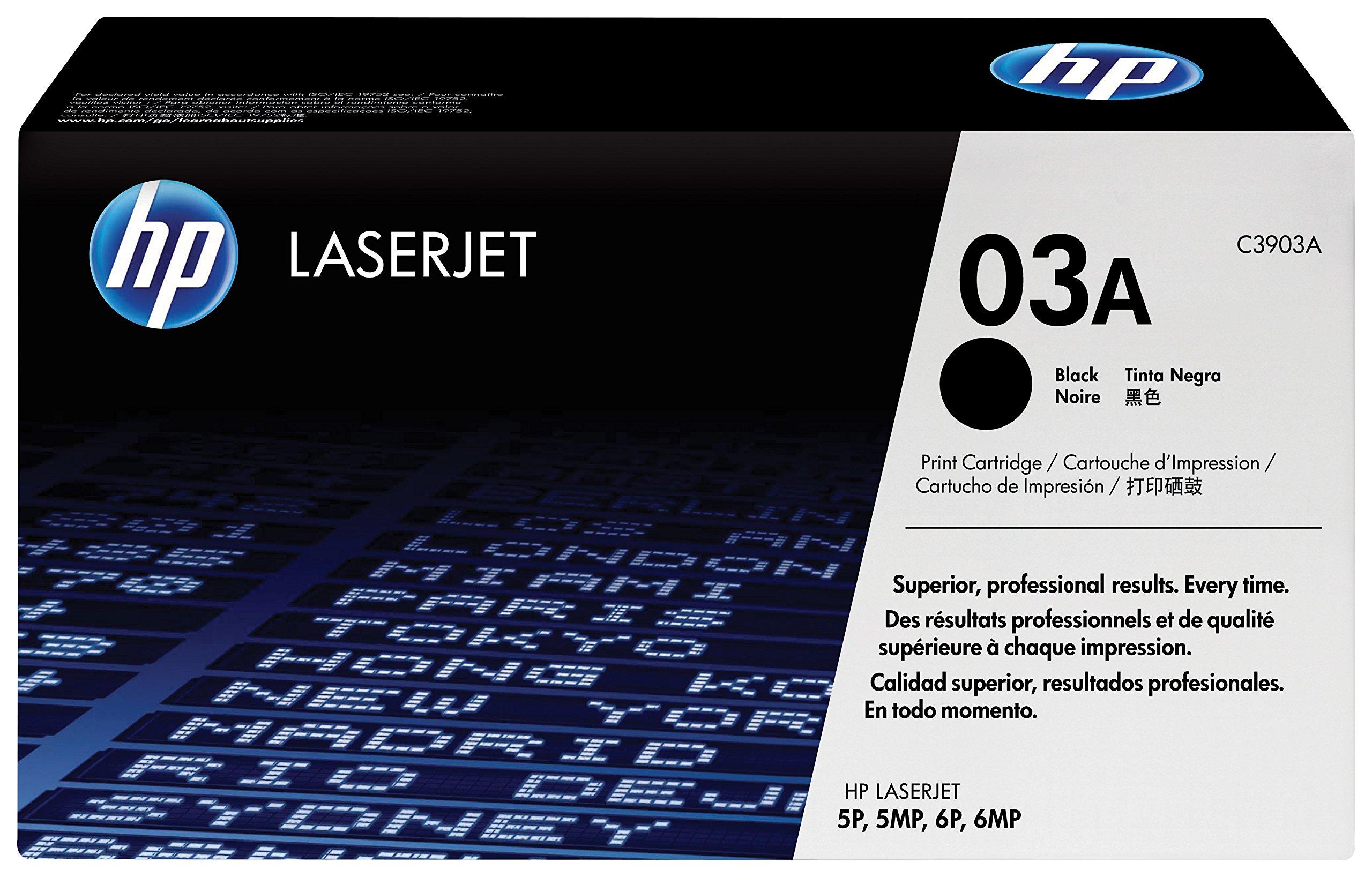 HP-03A-C3903A-Schwarz-Original-Toner-fr-HP-Laserjet-5-HP-Laserjet-6