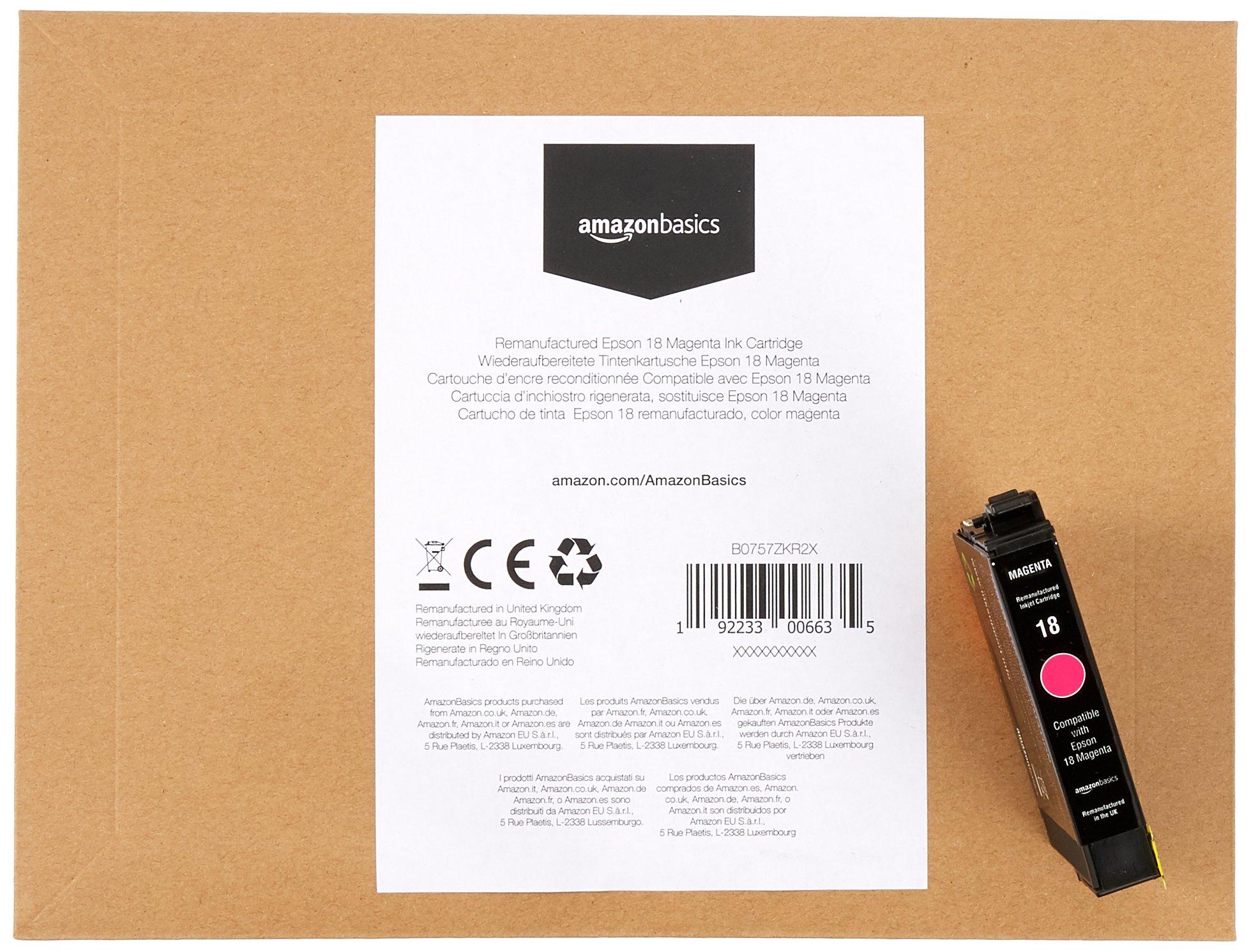AmazonBasics-Wiederaufbereitete-Tintenpatrone-fr-Epson-Daisy