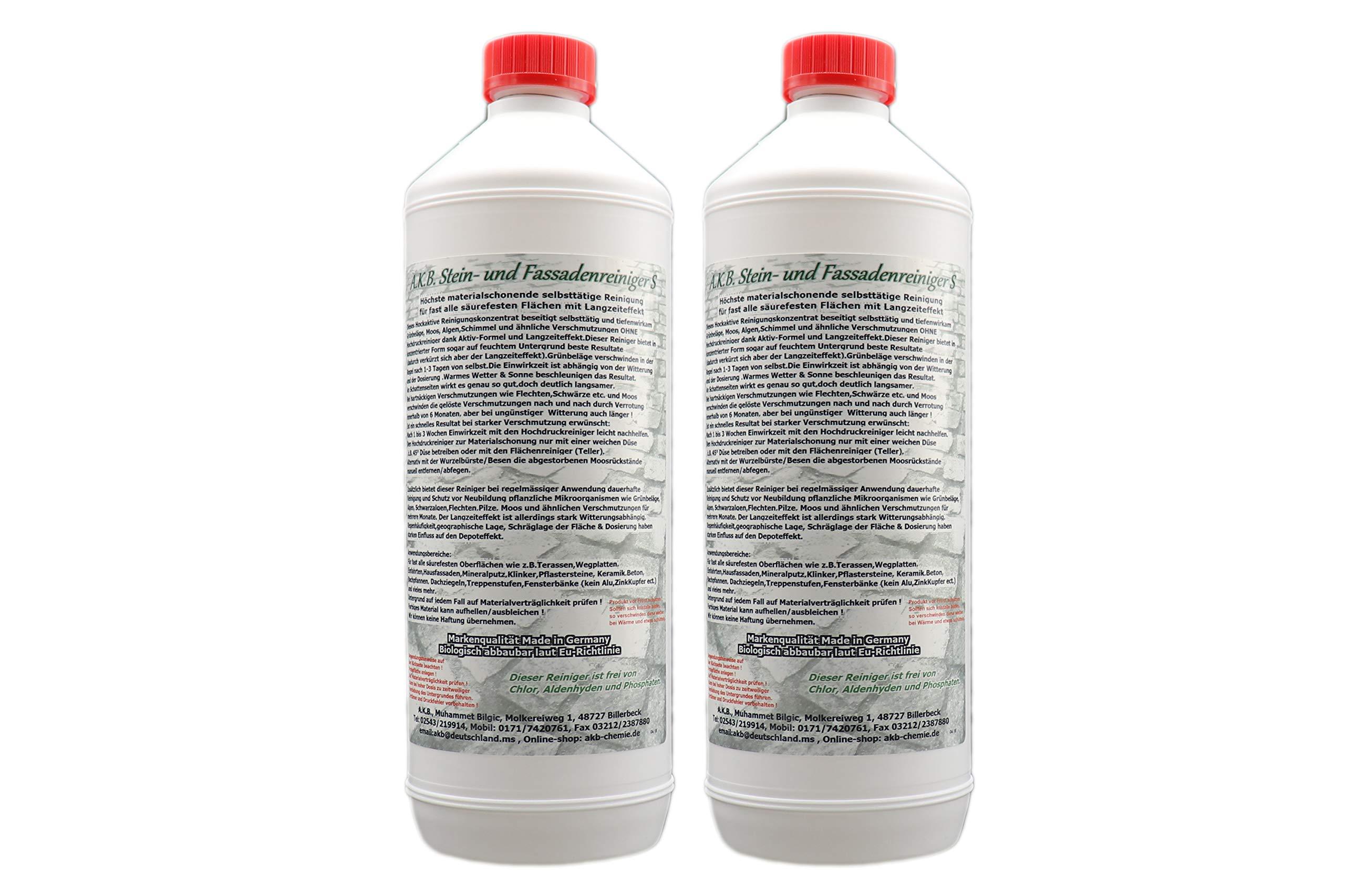 AKB-Stein-und-Fassadenreiniger-S-Gruppe-Flaschen
