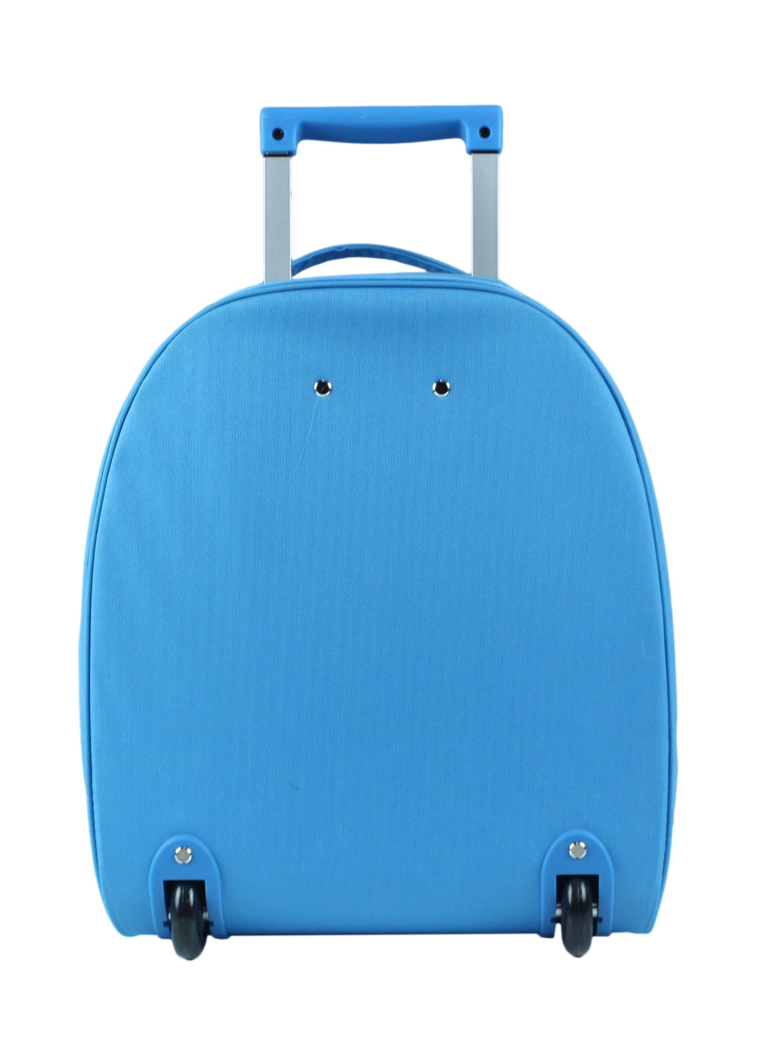 Bayer-Chic-2000-Bouncie-Kinder-Trolley-mit-3D-Pinguin-Motiv-Reisetrolley-Kindergepck-40-cm-gro-Blau