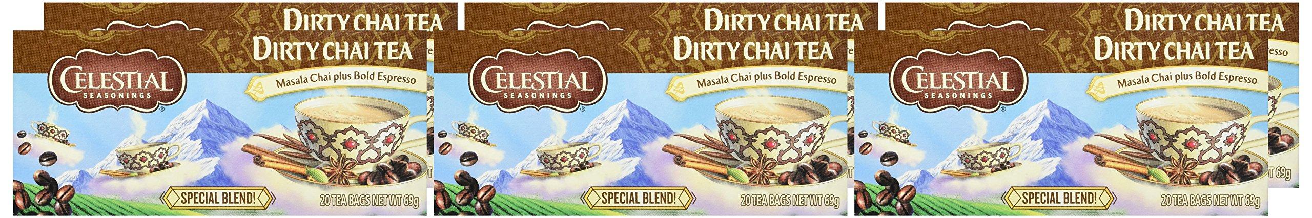 Celestial-Seasonings-Dirty-Chai-6er-Pack-6-x-69-g
