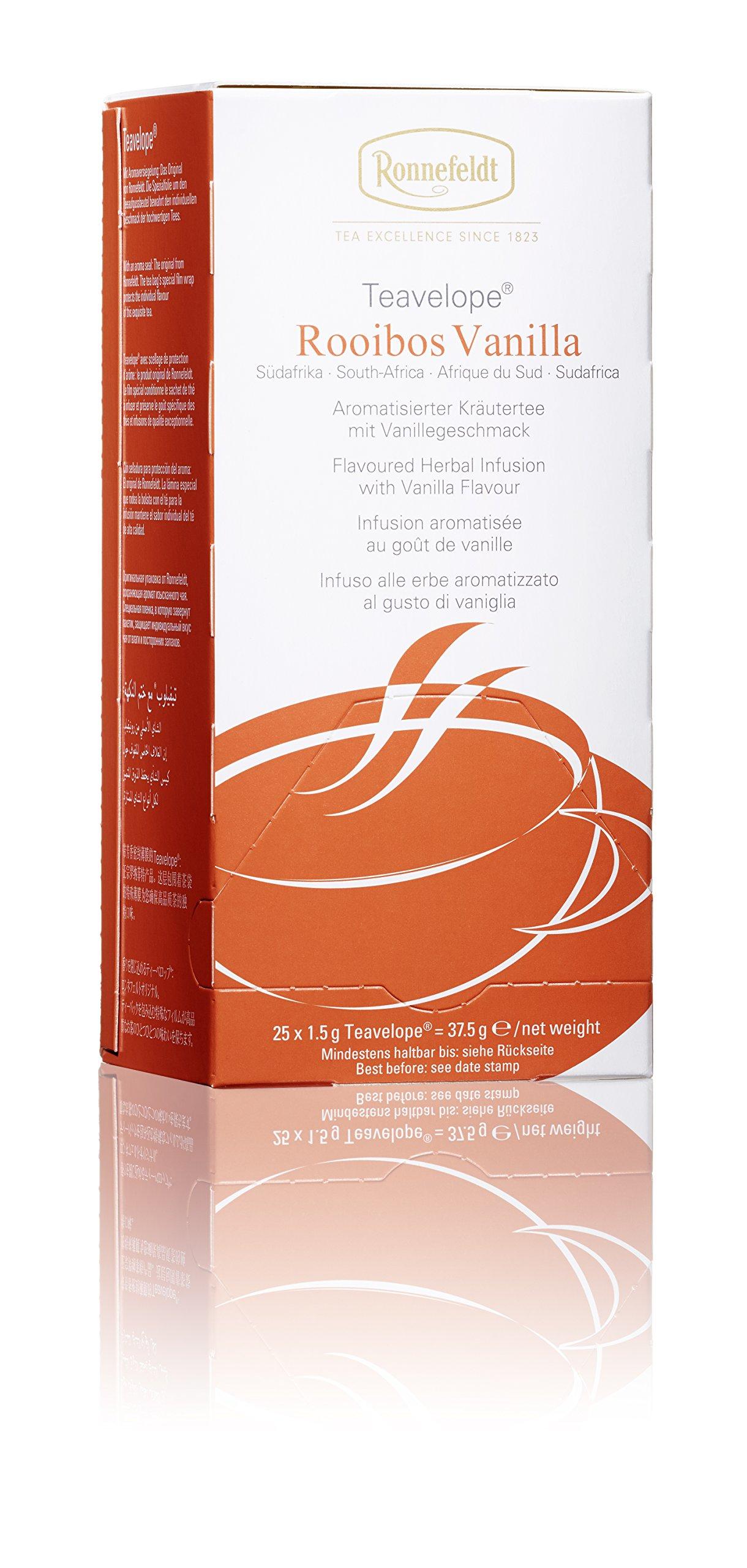 Ronnefeldt-Teavelope-Rooibos-Vanille-Aromatisierter-Krutertee-mit-Vanillegeschmack-Teebeutel-25-x-15-g