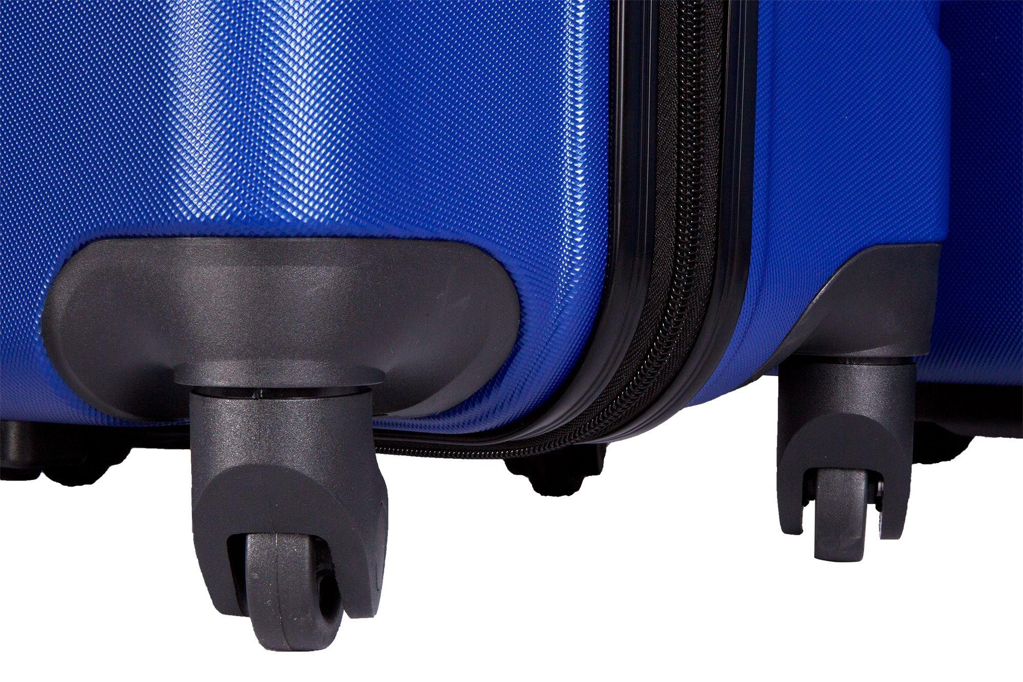 Hainberger-Markenkoffer-3er-Koffer-Set-Trolley-Set-Rollkoffer-Reisekoffer-TSA-S-M-L-6-Farben-whlbar