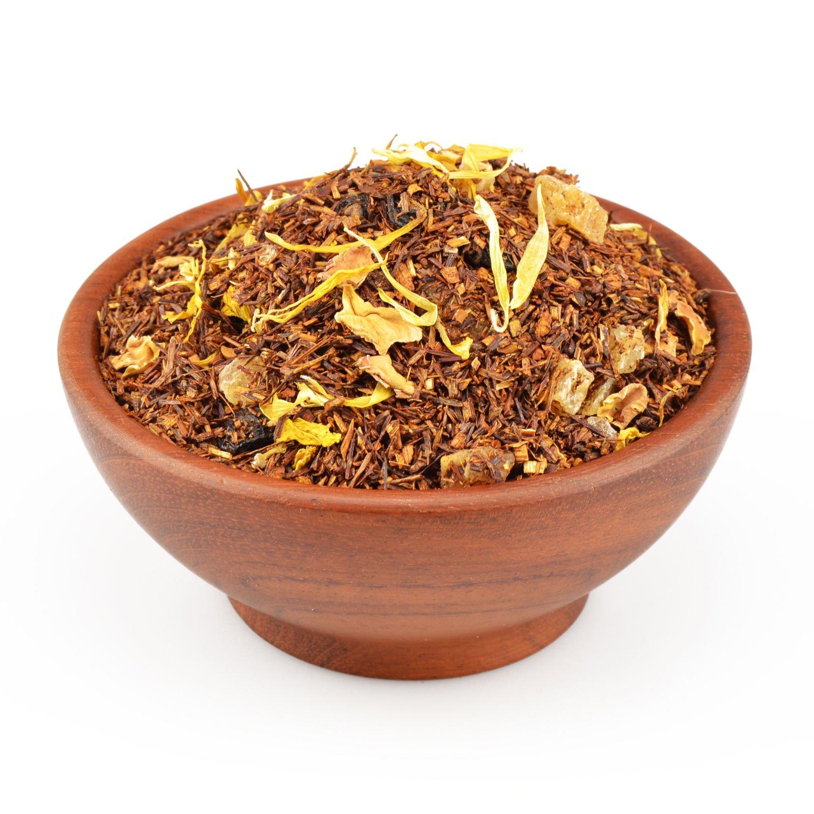 250g-Rooibos-Tee-Mango-Papaya-Aromatisiert-Rooibostee-Rotbusch-Loser-1A-Qualitt
