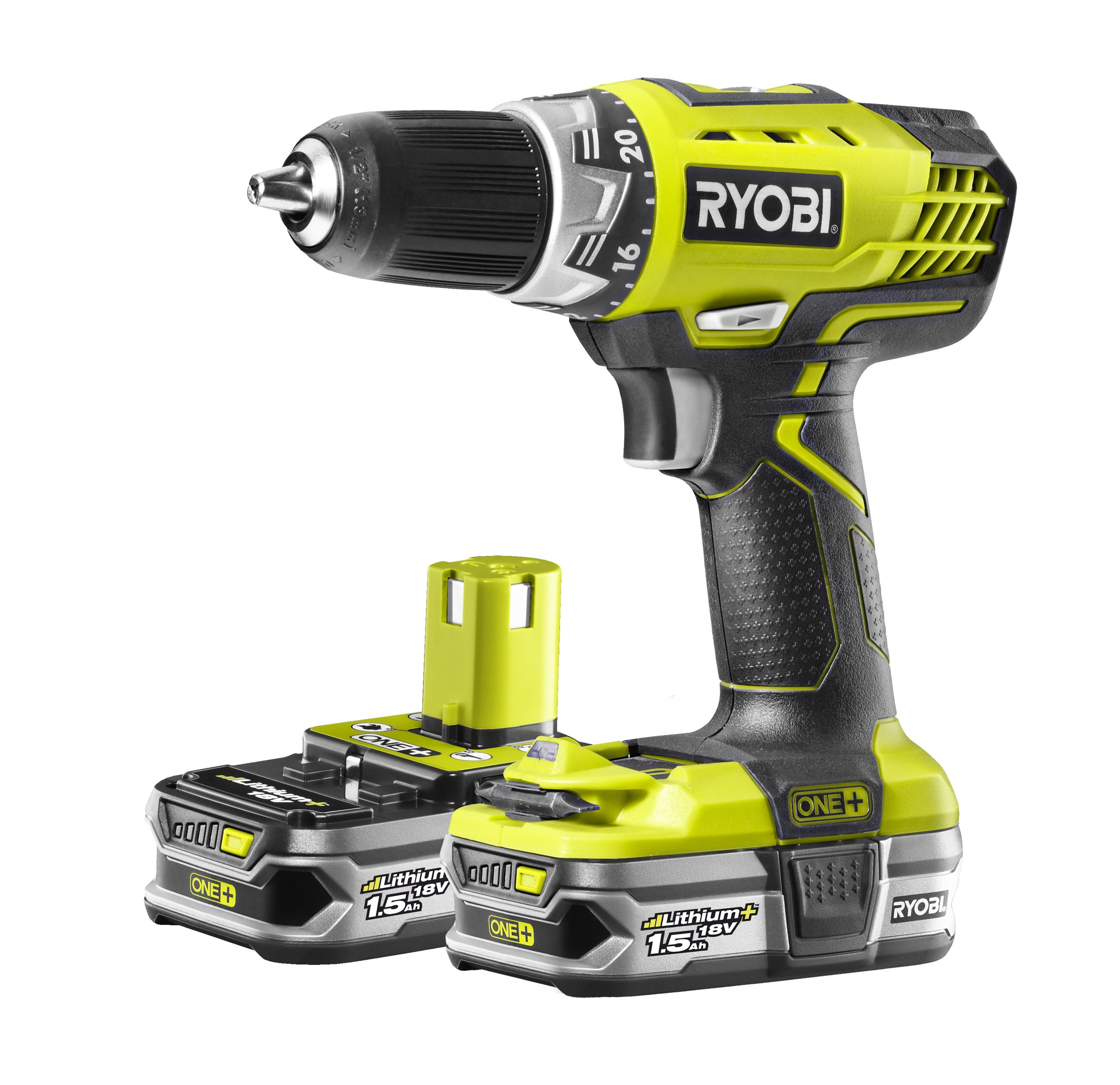 Ryobi-Kompakt-Bohrschrauber-RCD18022L-kraftvoller-Akkuschrauber-mit-1800-W-lange-Akkulaufzeit-mit-Motorbremse-Bit-Magnet-und-LED-Arbeitslicht-Art-Nr-5133001929