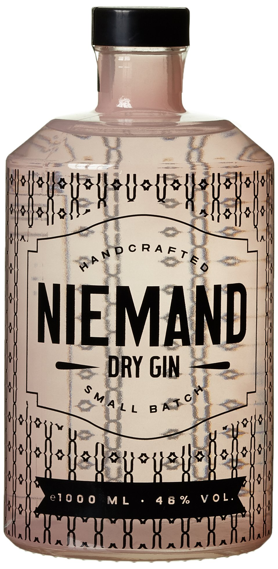 Niemand-Dry-Gin-Handcrafted-46-vol-1-x-1-l