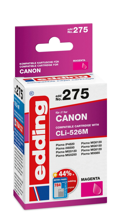 edding-18-272-Druckerpatrone-EDD-272-Ersetzt-Canon-PGi-525Bk-Einzelpatrone