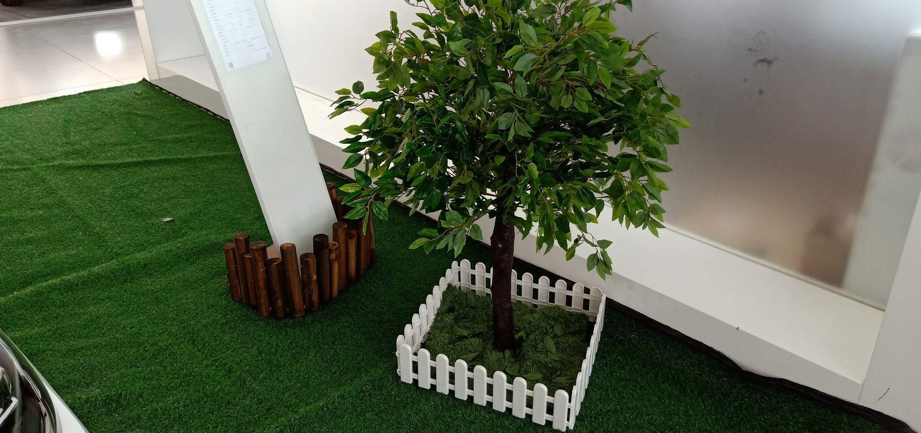 Wallpaper-YC-Knstlicher-Eukalyptus-knstlicher-Baum-Innengropflanzendekoration-gesetzte-Grnpflanze-des-Wohnzimmer-Hotel