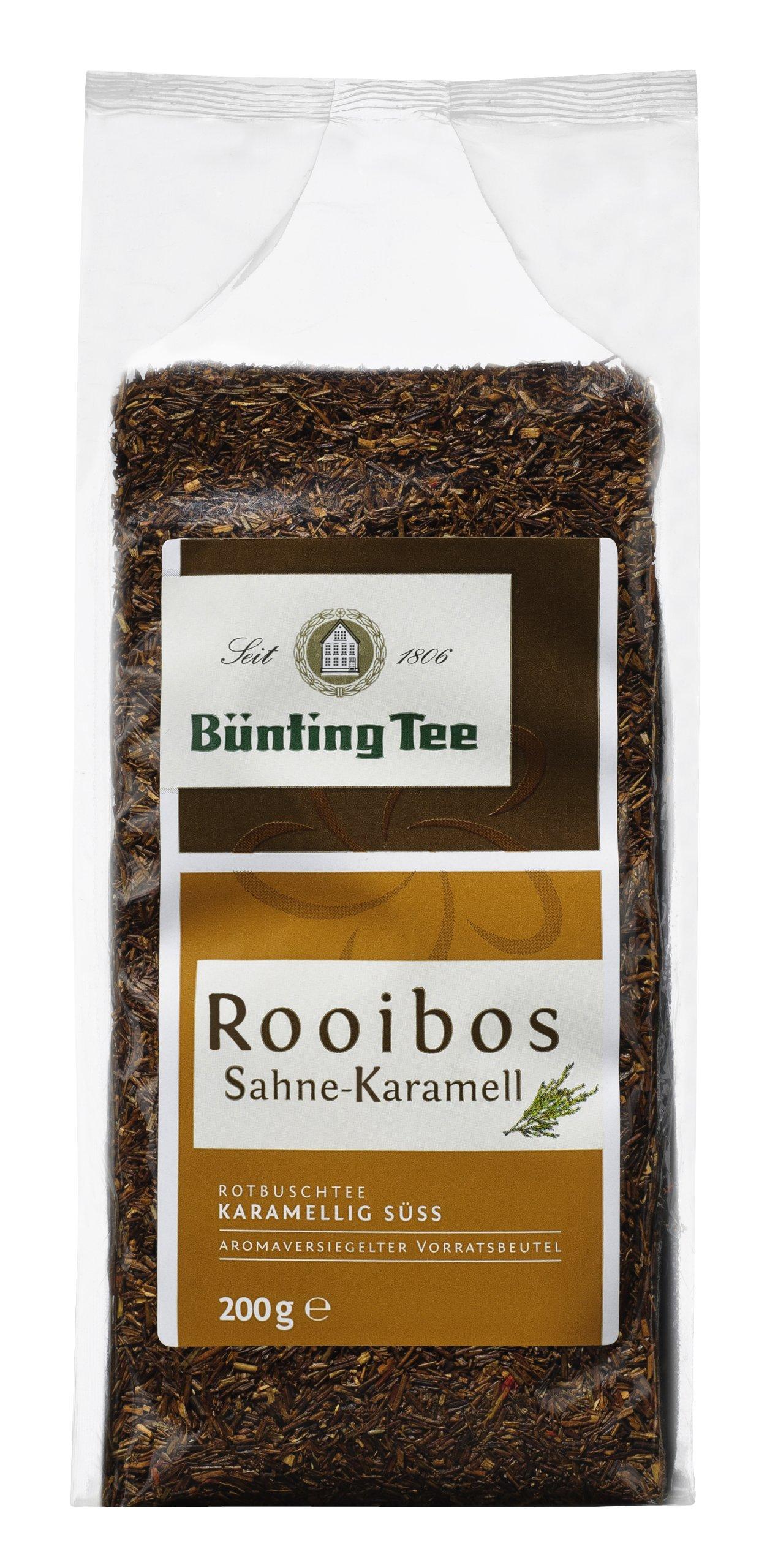 Bnting-Tee-Rooibos-Sahne-Karamell-200g