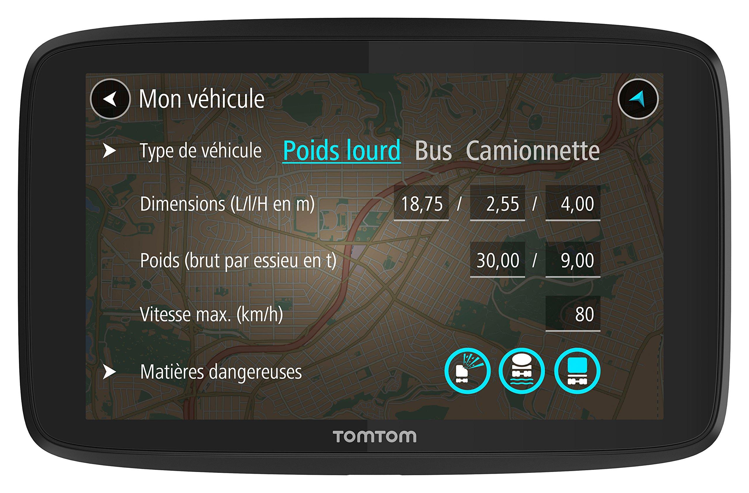 TomTom-GO-Professional-6250-GPS-Fahrzeug-Schwarz