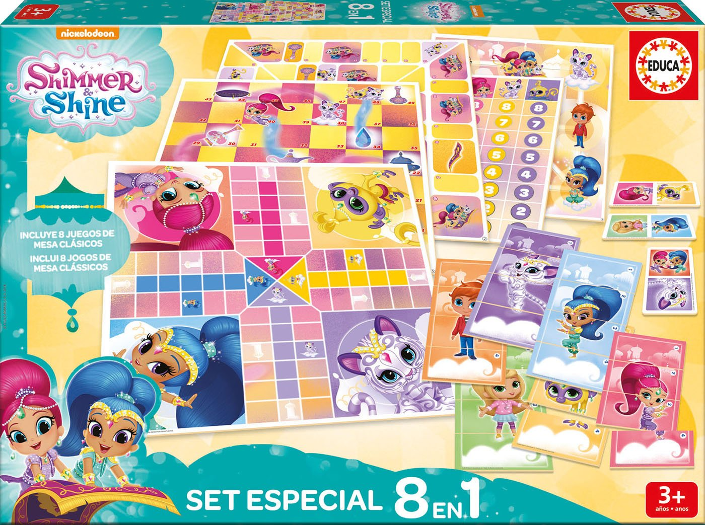 Educa-Borrs–Besondere-Shimmer-and-Shine-Set-8-in-1-17718