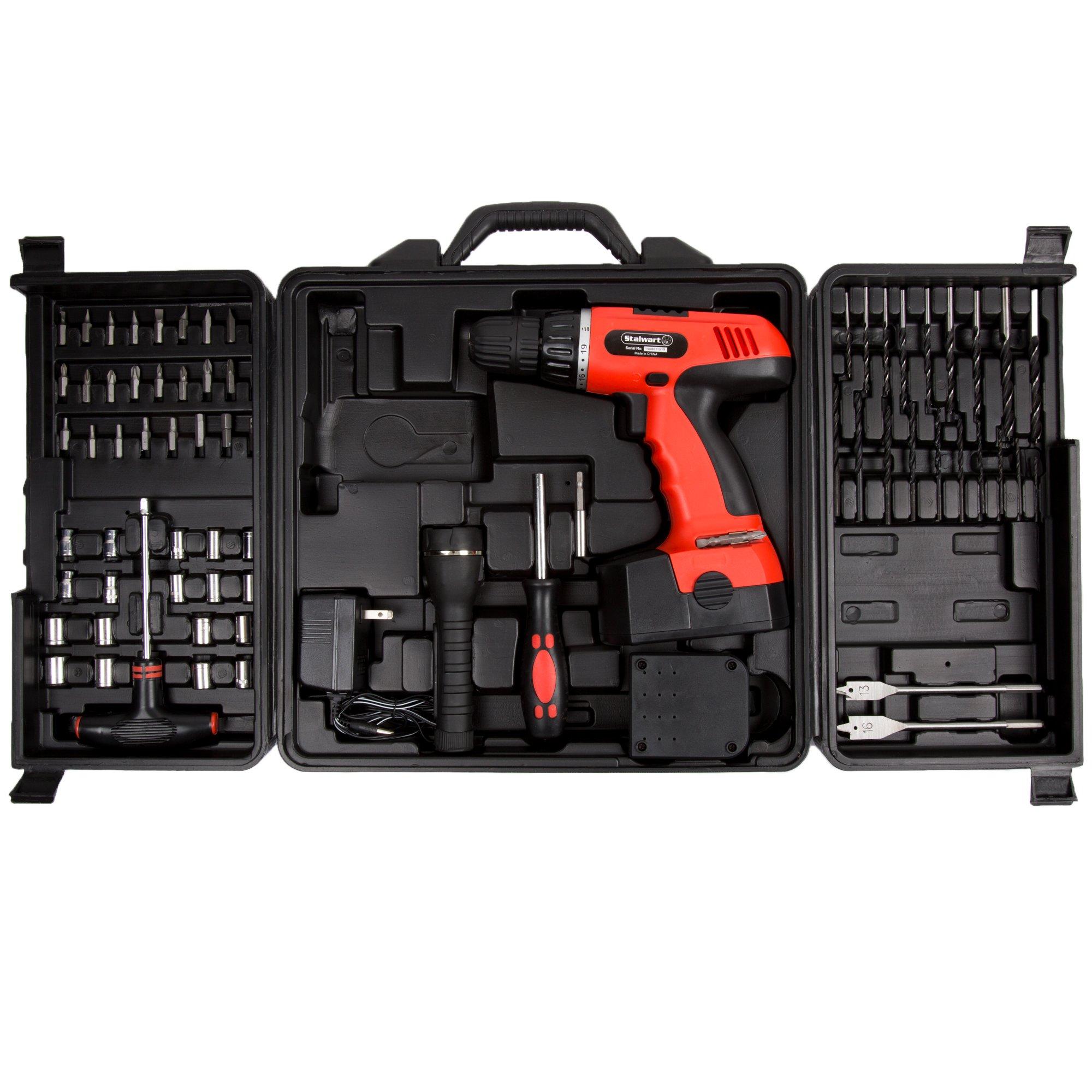 Markenzeichen-Tools-7566007-Hawk-78-pc-18-Volt-Akkuschrauber-Set