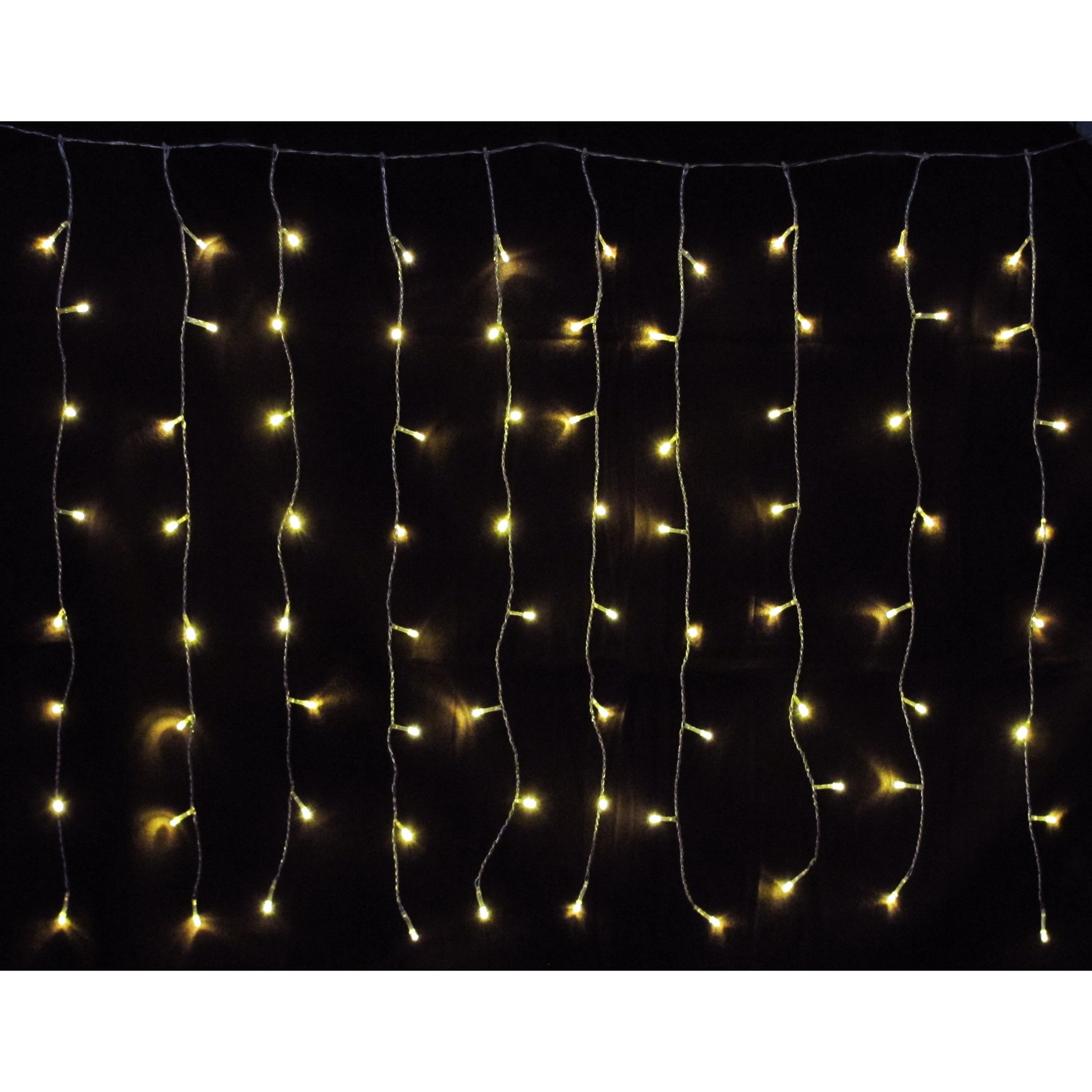 160-er-LED-Lichtervorhang-Auen-Innen-Warmwei-Lichterkette