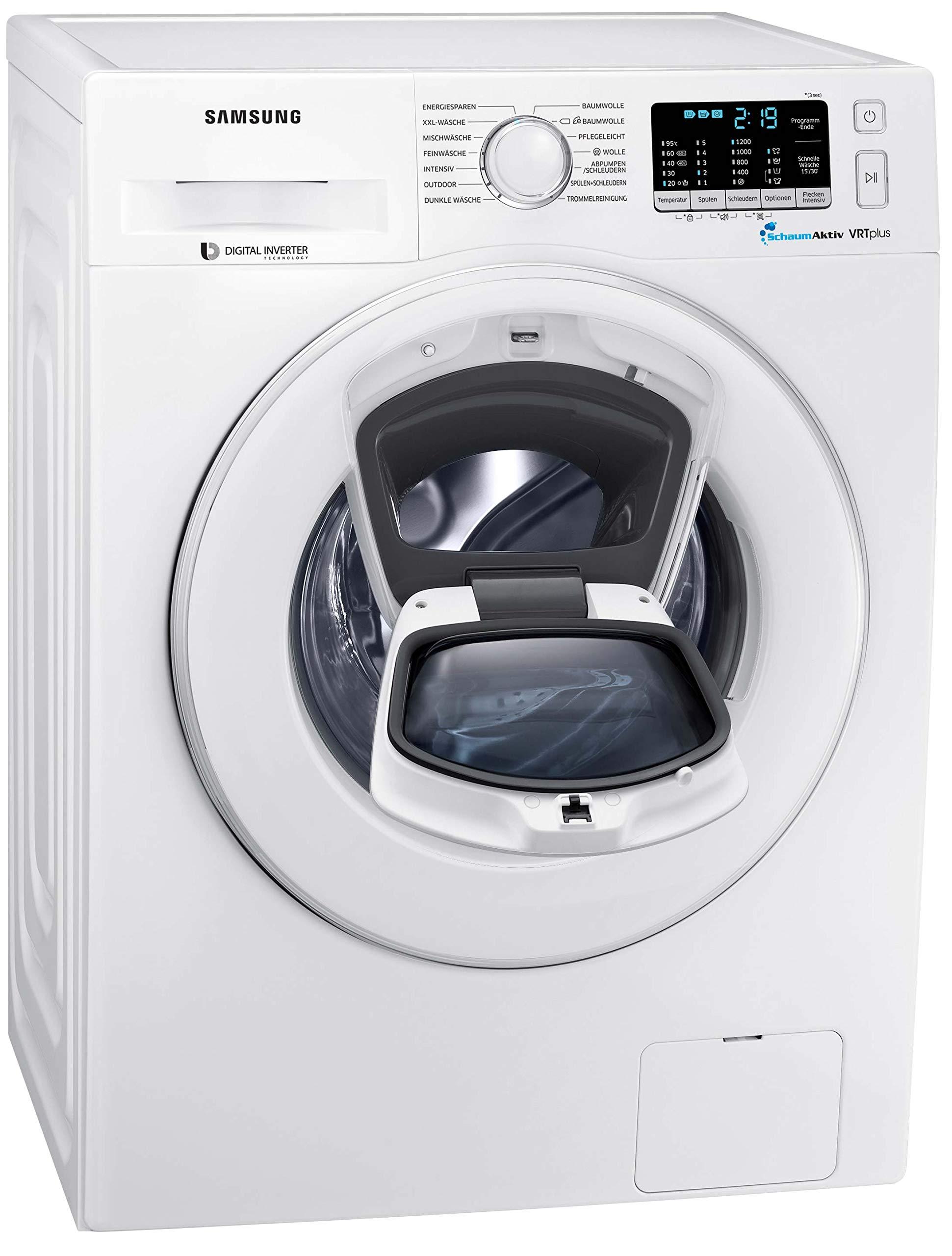 Samsung-WW5500-SLIM-WW82K52A0XWEG-Waschmaschine-8-kg-1200-Umin-A-AddWash-Schaumaktiv-Technologie