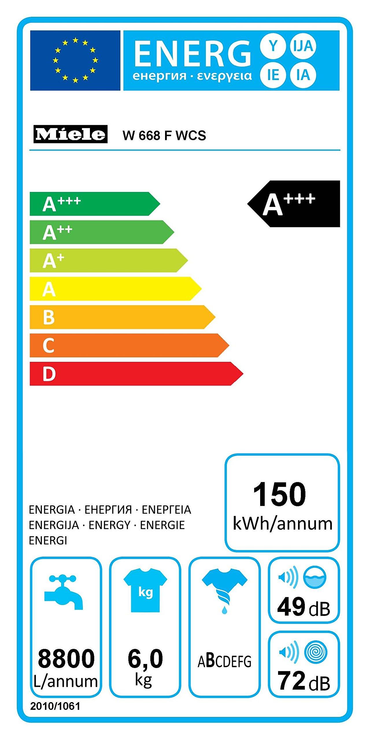 Miele-W668F-WCS-D-LW-Waschmaschine-TL-Energieklasse-A-150-kWhJahr-8800-LiterJahr-6-kg-1200-UpM-Einzigartig-Patentierte-Schontrommel-Mengenautomatik-lotoswei