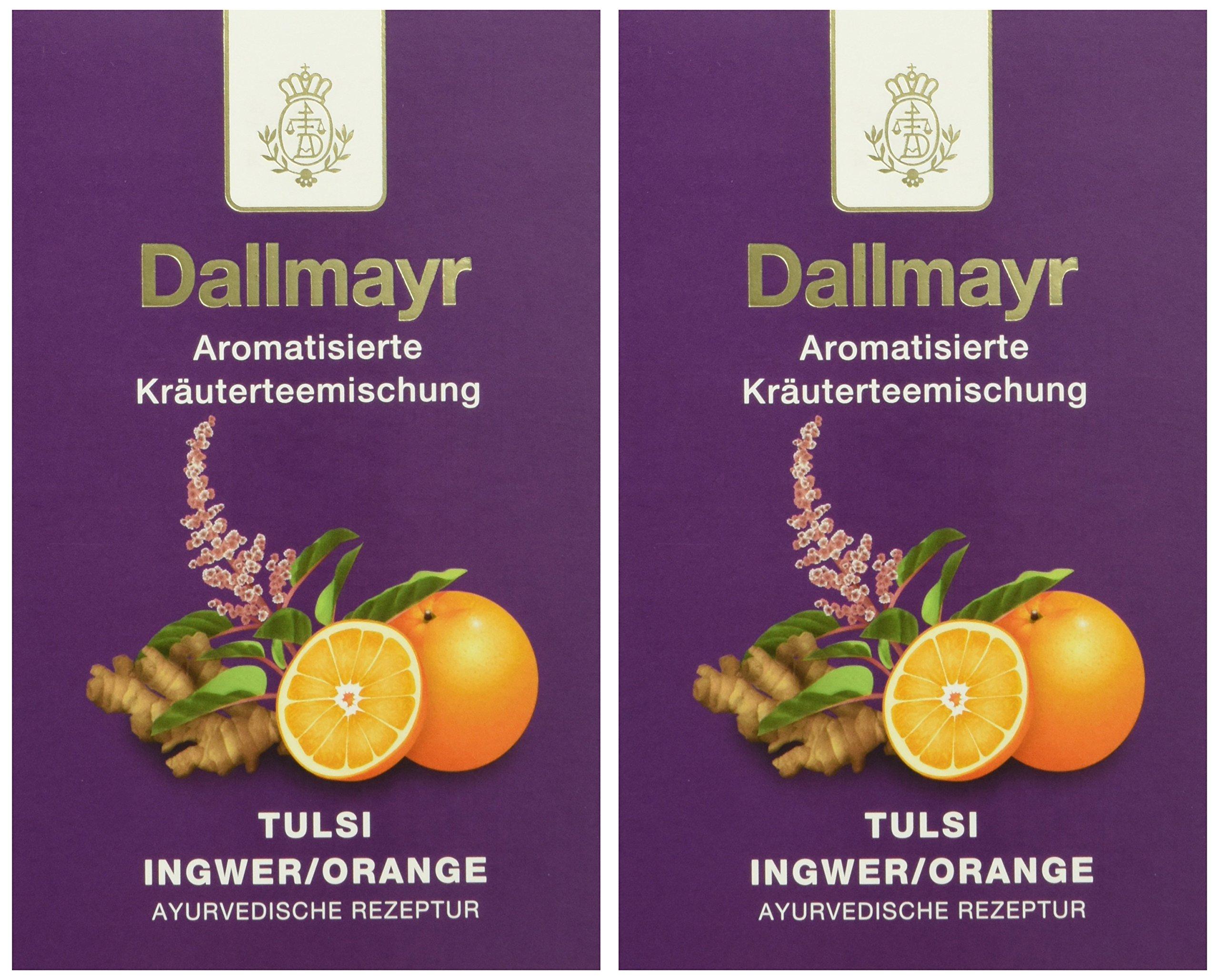 Dallmayr-Ayurvedischer-Tee-Tulsi-IngwerOrange-2er-Pack-2-x-100-g