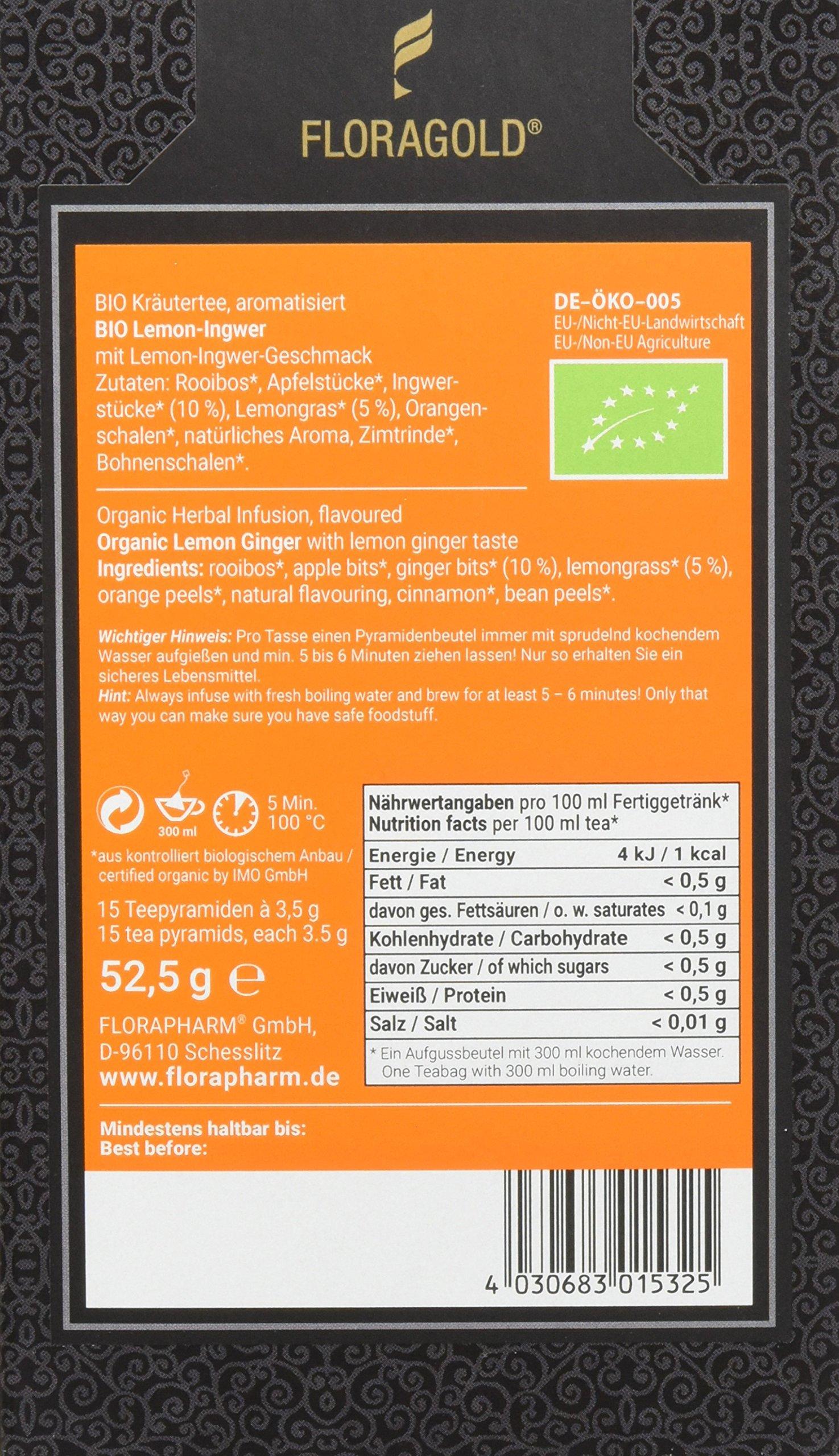 FLORAGOLD-Pyramidenbeutel-rotbuschtee-Bio-Lemon-Ingwer-1er-Pack-1-x-53-g