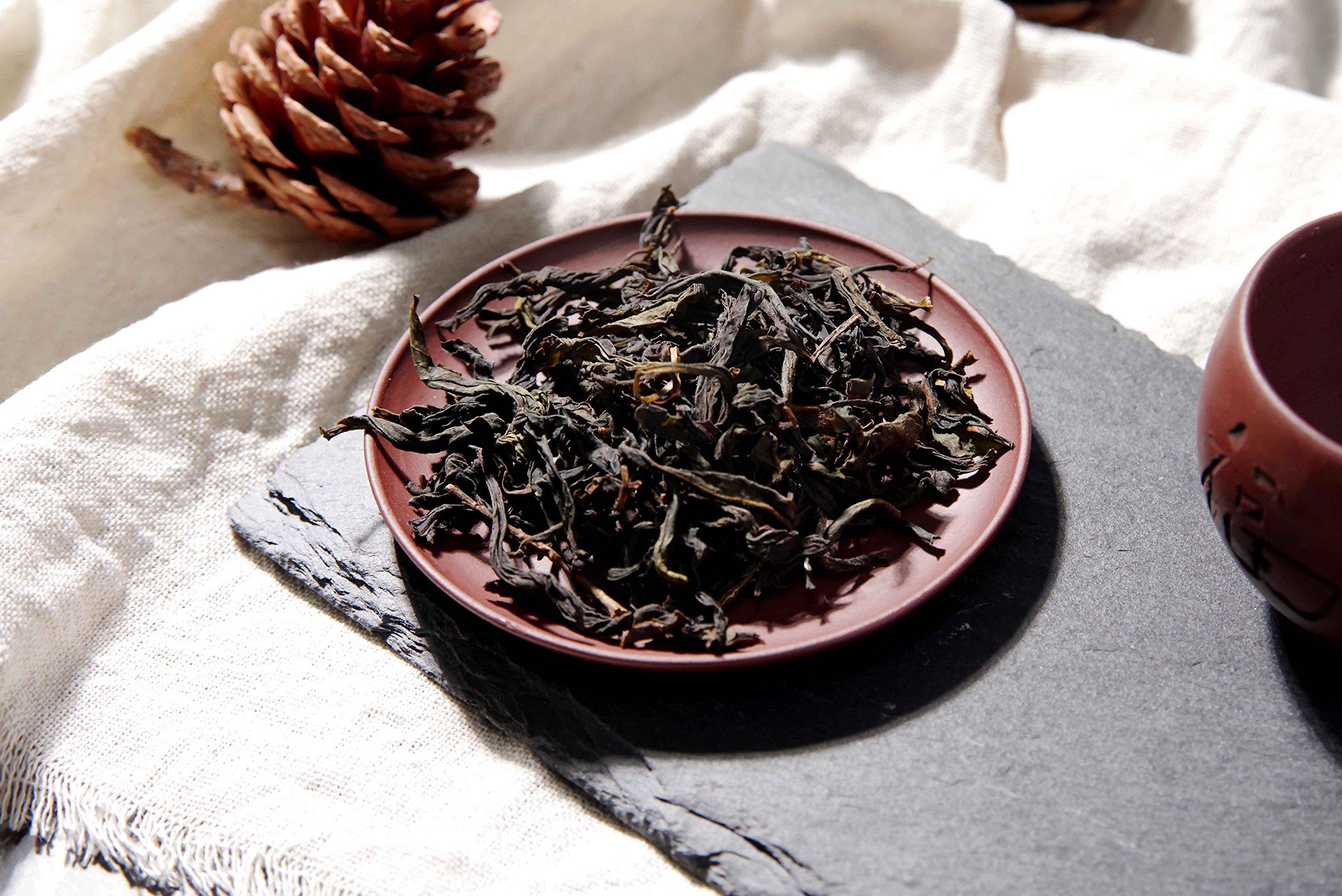 Kaiserliche-Oolong-Tee-Lose-Blatt-von-The-Phoenix-Mountain-33-Tassen-Phoenix-DanCong-Oolong-Tee-fr-Gewicht-Verlust-100-Chinesisch-Natrlicher-Detox-Oolong-Tee-Gesundheit-Vorteile-66g