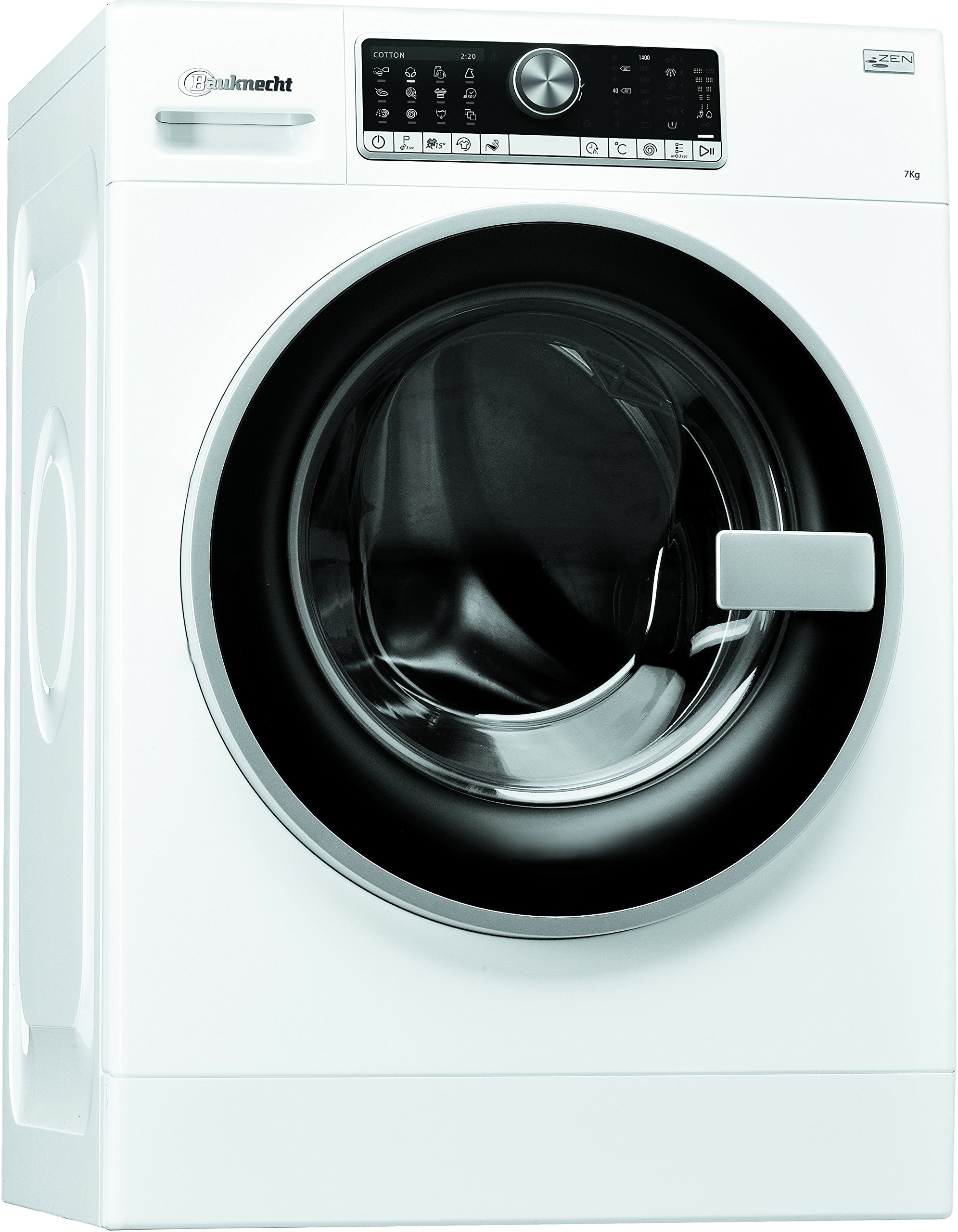 Bauknecht-WM-Trend-724-ZEN-Waschmaschine-Frontlader-A-B-1400-UpM-7-kg-extrem-leise-mit-48-db-ZEN-Direktantrieb-wei