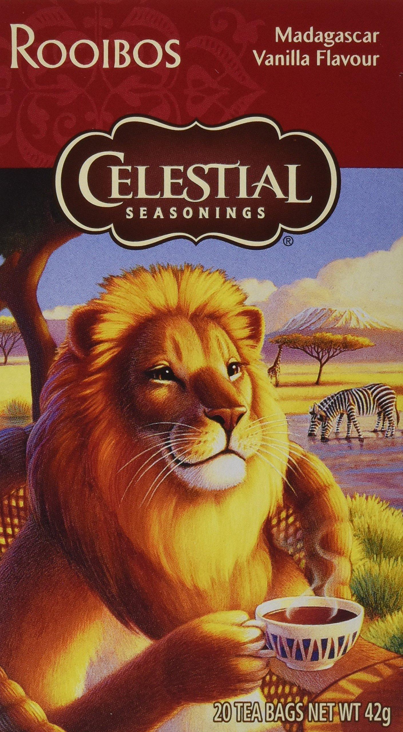 Celestial-Seasonings-Madagascar-Vanilla-Rooibos-6er-Pack-6-x-42-g