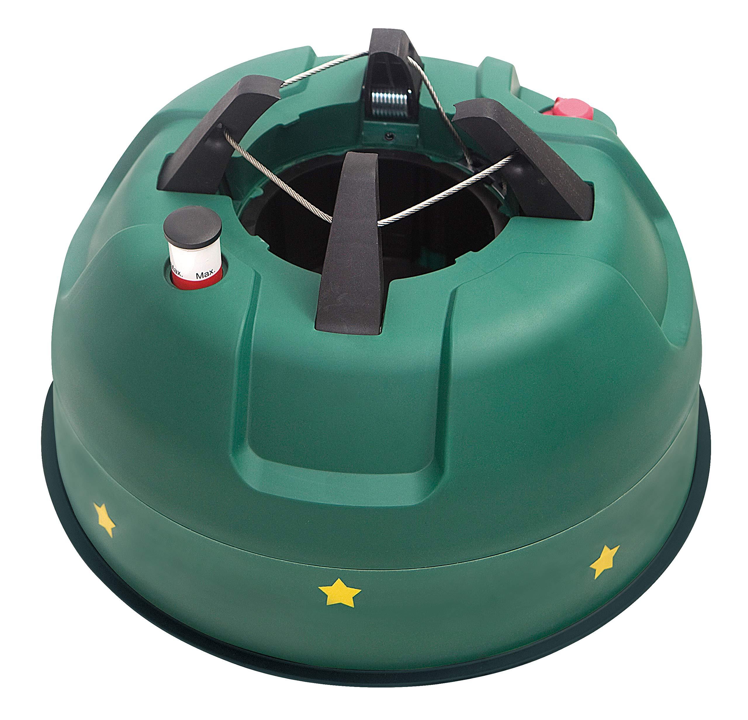 Star-Max-Patentierter-selbstfixierender-Christbaumstnder-fr-Bume-bis-25m-Grn-34-cm