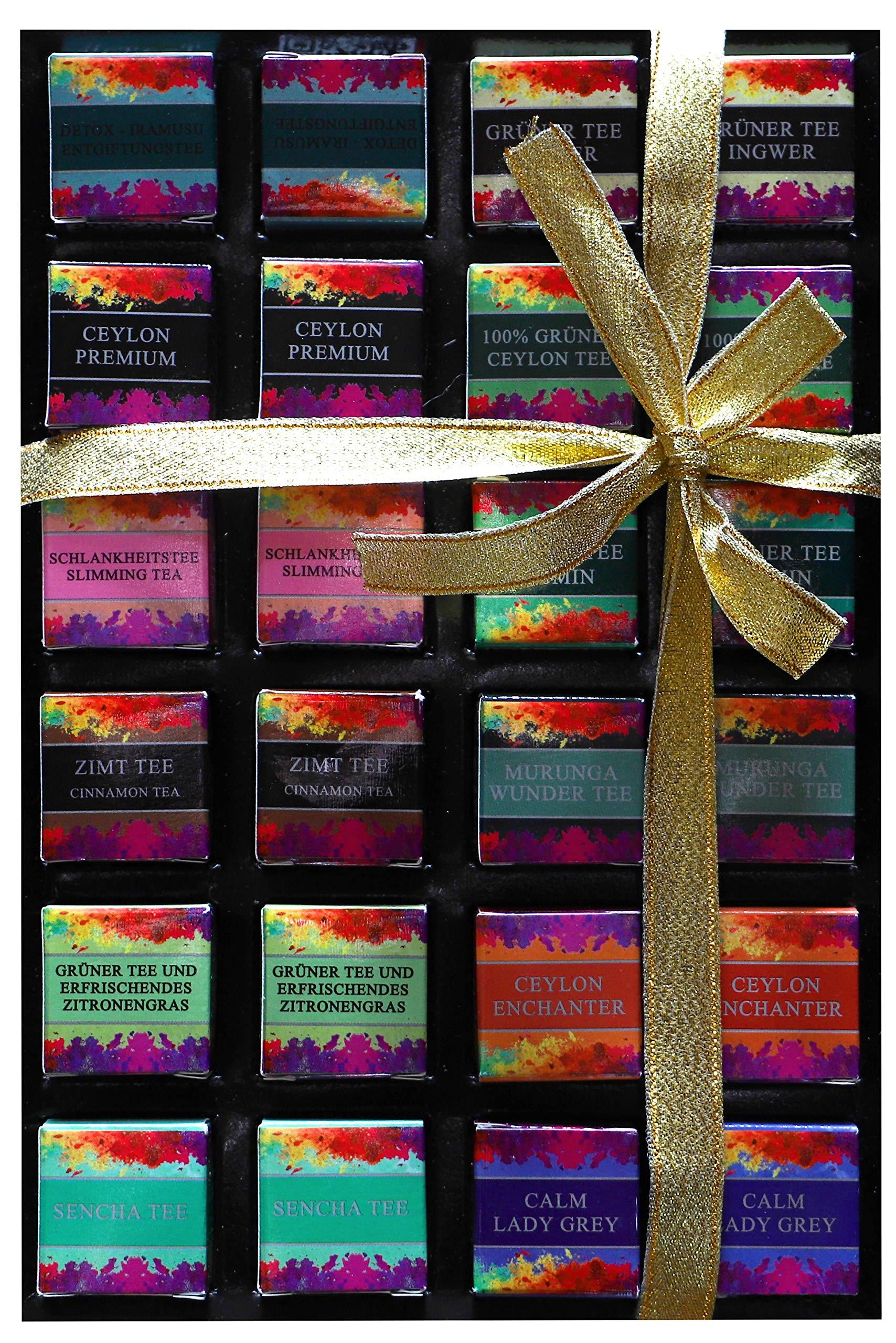 Lovers-Tea-Collection-Beste-Wahl-24-Pyramiden-Teebeutel-in-Geschenkverpackung-direkt-von-der-Plantage-aus-Sri-Lanka