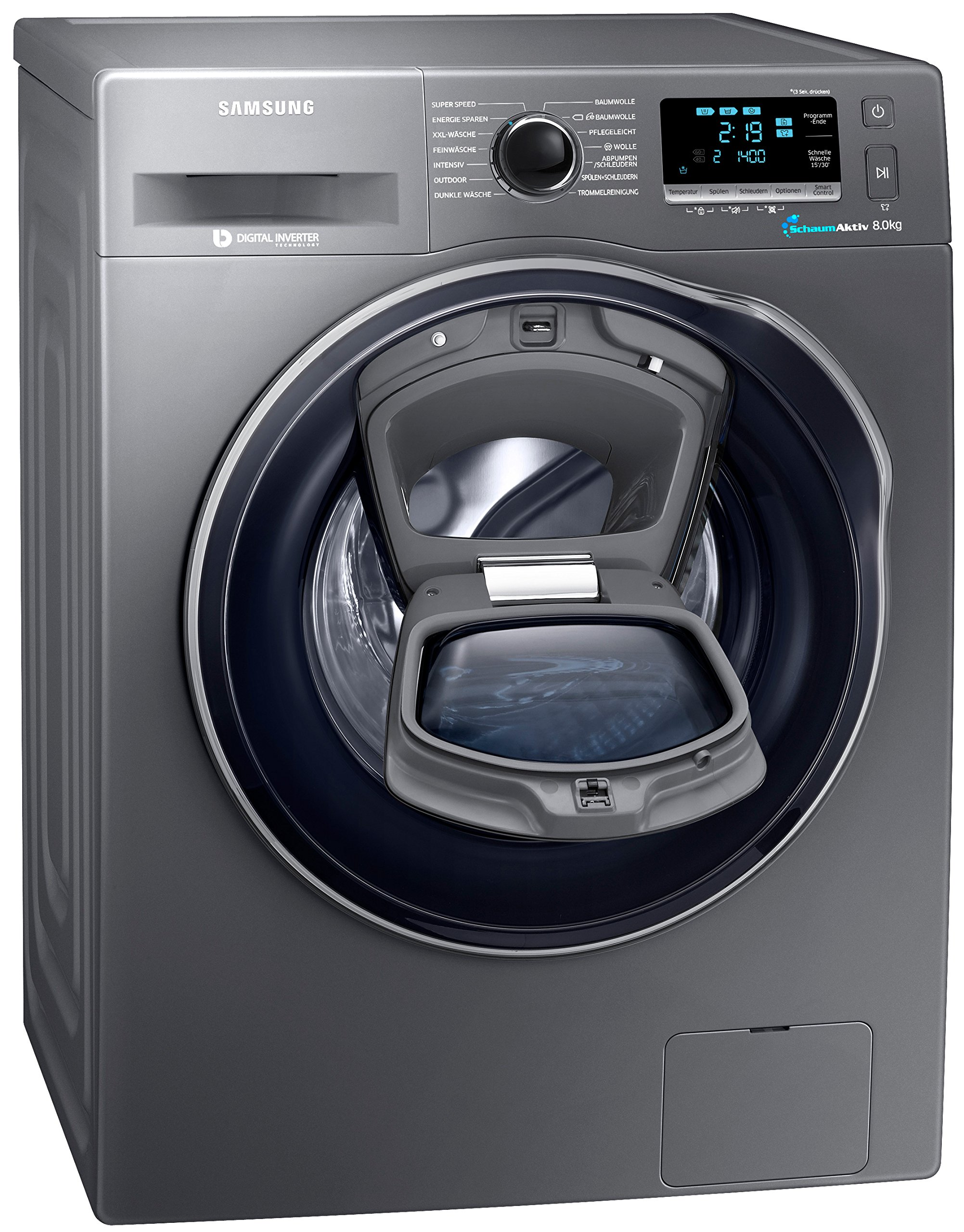 Samsung-WW80K6404QEG-Waschmaschine-FLA-116-kWhJahr-1400-UpM-8-kgWiFi-Smart-ControlSuper-Speed-Wash-Digital-Inverter-Motor
