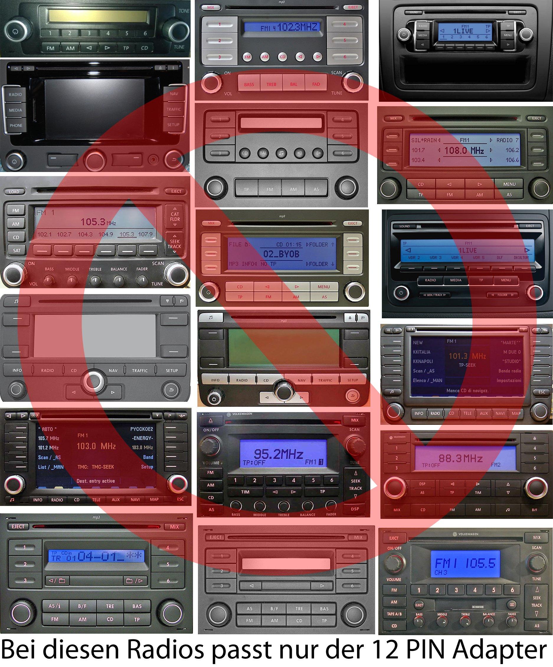 USB-SD-AUX-MP3-Adapter-Bluetooth-Freisprechanlage-fr-VW-MCD-MFD-1-MFD-DX-Alpha-Beetle-Beta-5-Premium-5-Skoda-MS-303501502-Symphony-CD-Kassette-SatCompass-Seat-Alana-Aura-CD-Beta-Elba-Lena-Liceo-Scala