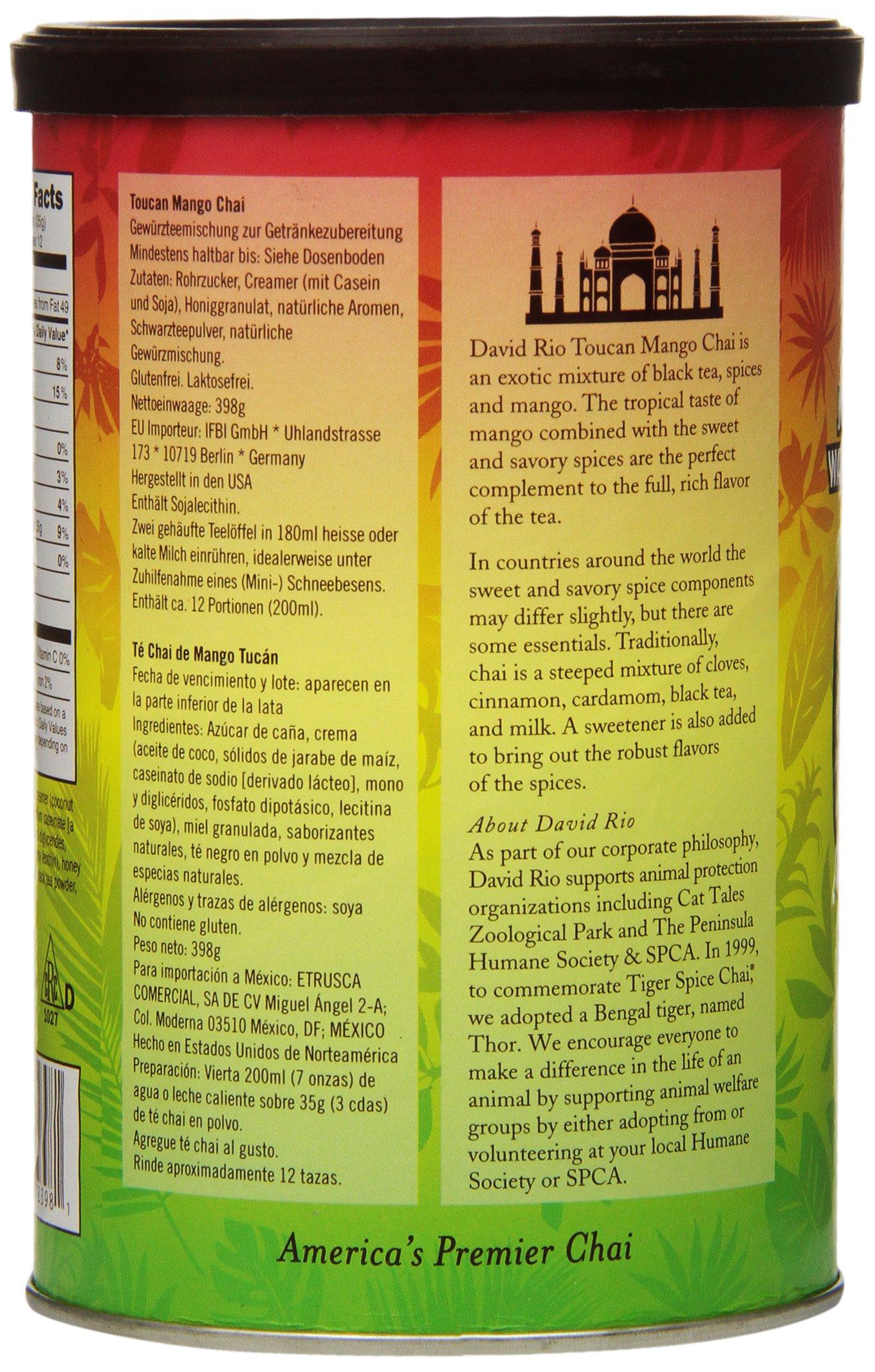 CHAI-DRio-Toucan-Mango-Pulver-von-Sweet-Pharma